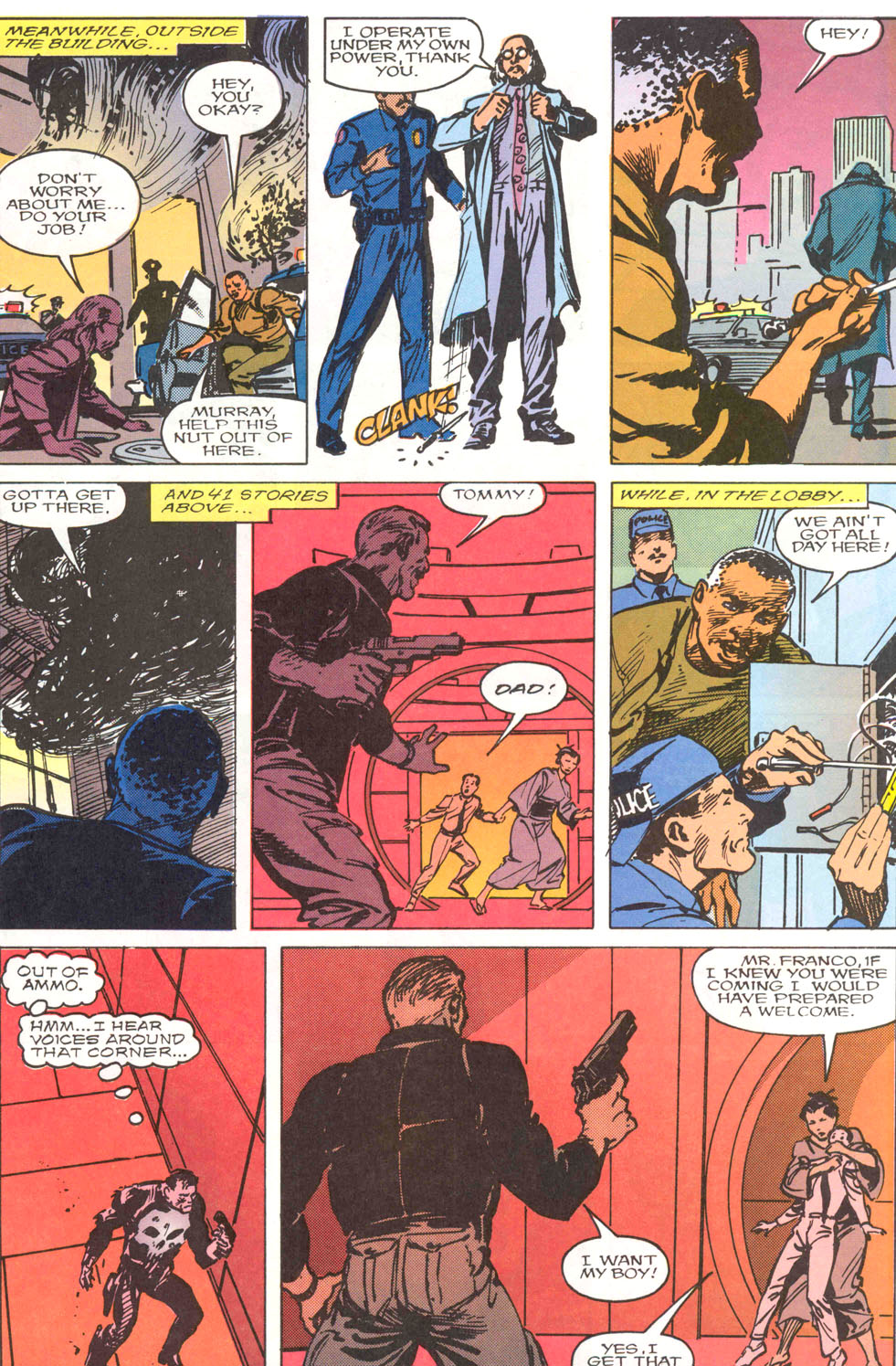 The Punisher Movie Special issue Full - Page 61