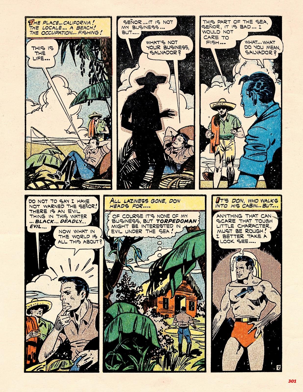 Read online Super Weird Heroes comic -  Issue # TPB 2 (Part 3) - 101