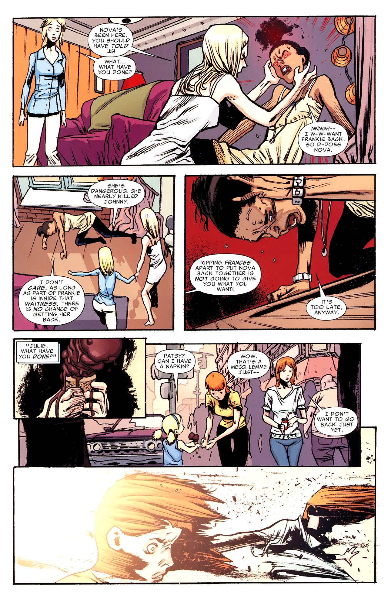 Read online Heralds comic -  Issue #4 - 22