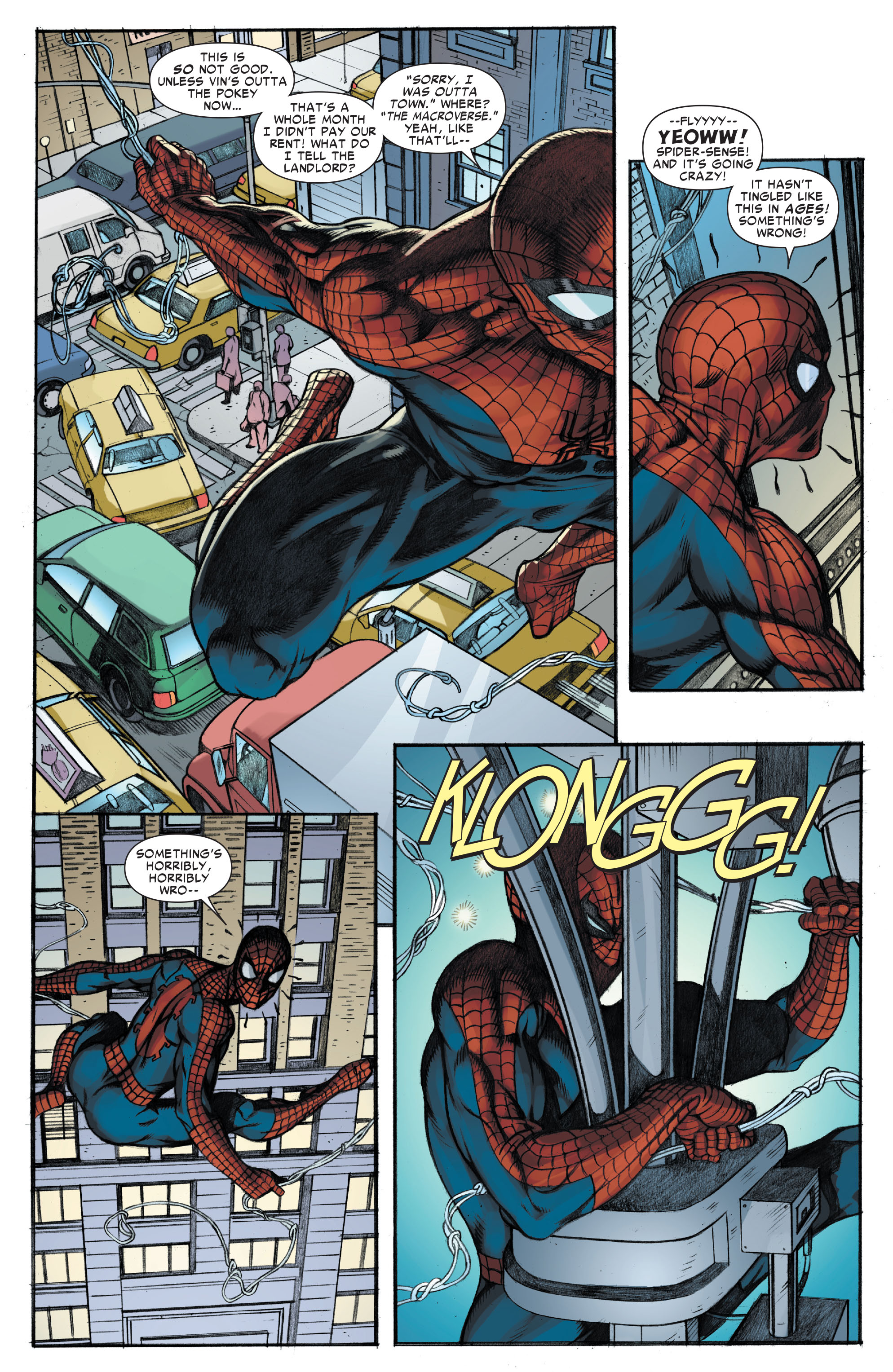 The Amazing Spider-Man (1963) 591 Page 22