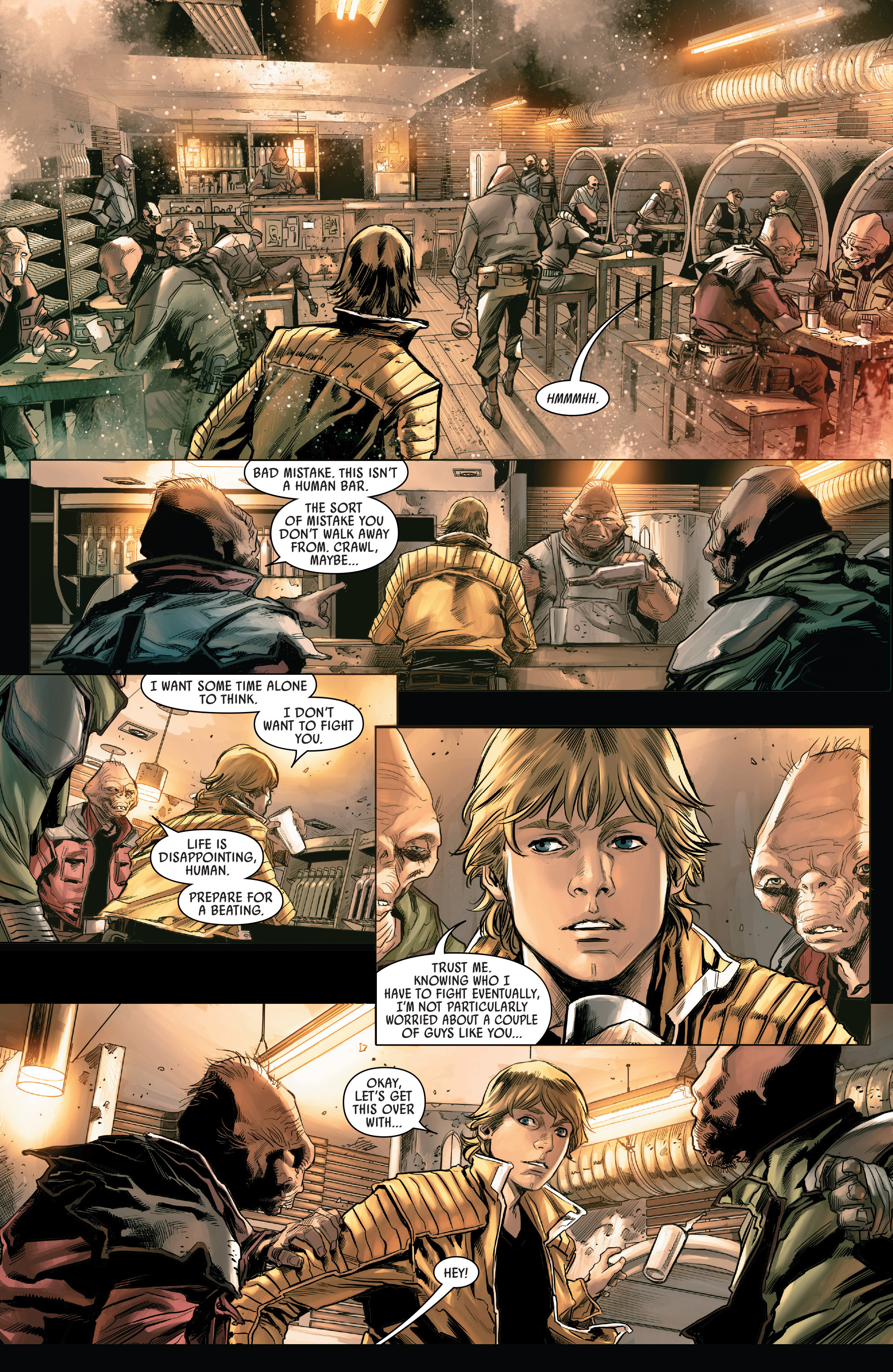 Read online Star Wars: The Screaming Citadel comic -  Issue # Full - 4