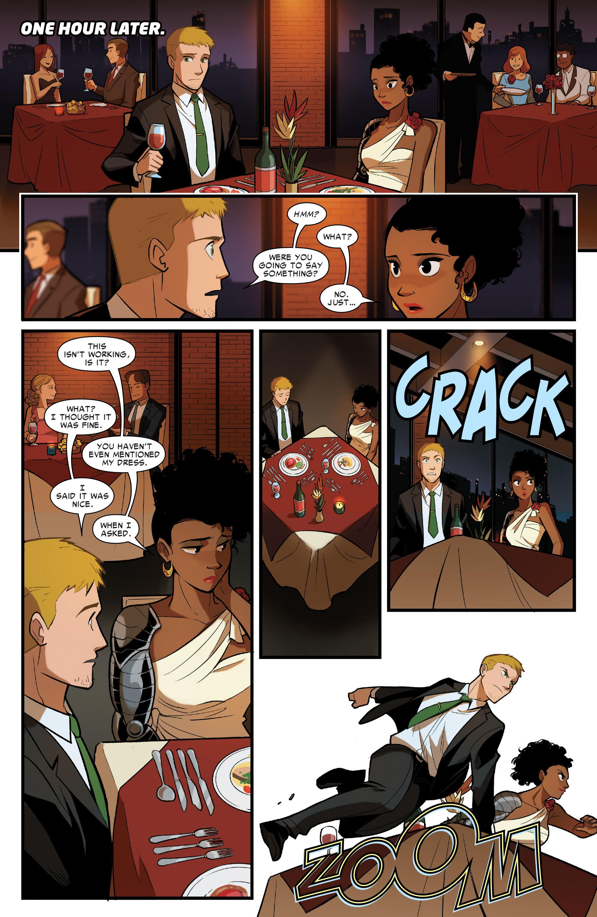 Read online Secret Wars: Secret Love comic -  Issue # Full - 20