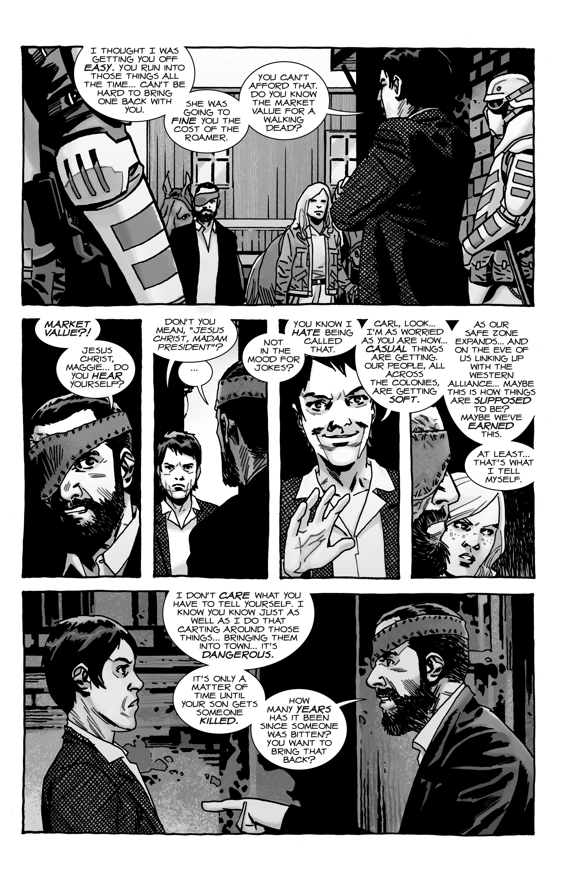 The Walking Dead 193 Page 23