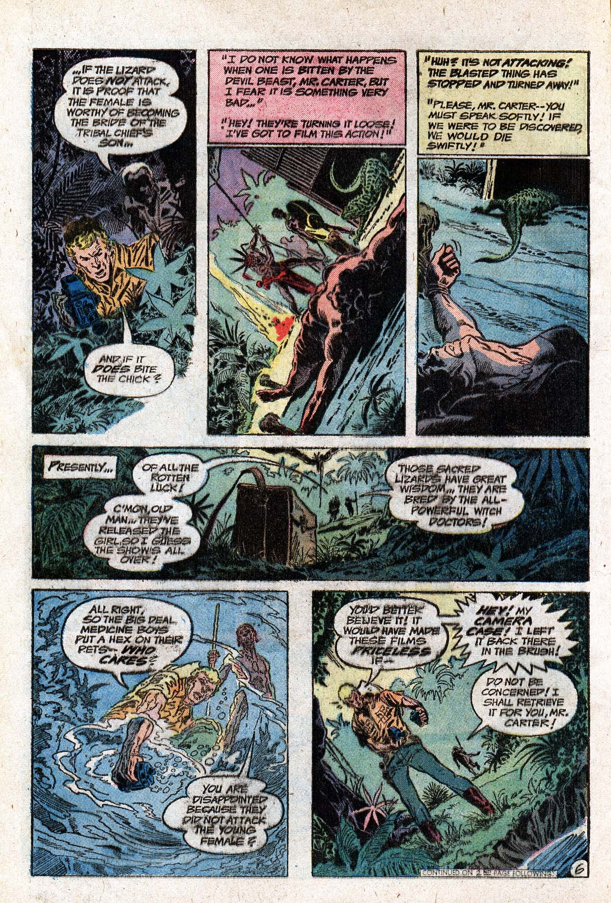 Read online Adventure Comics (1938) comic -  Issue #427 - 8