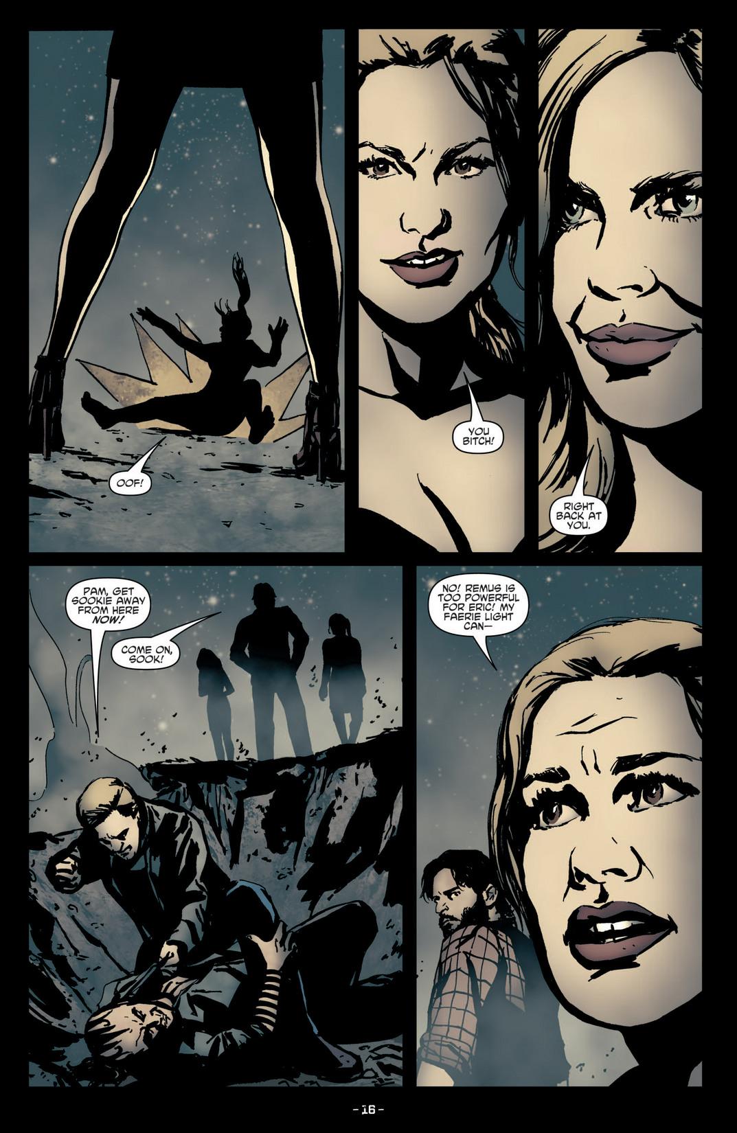 Read online True Blood (2012) comic -  Issue #4 - 18