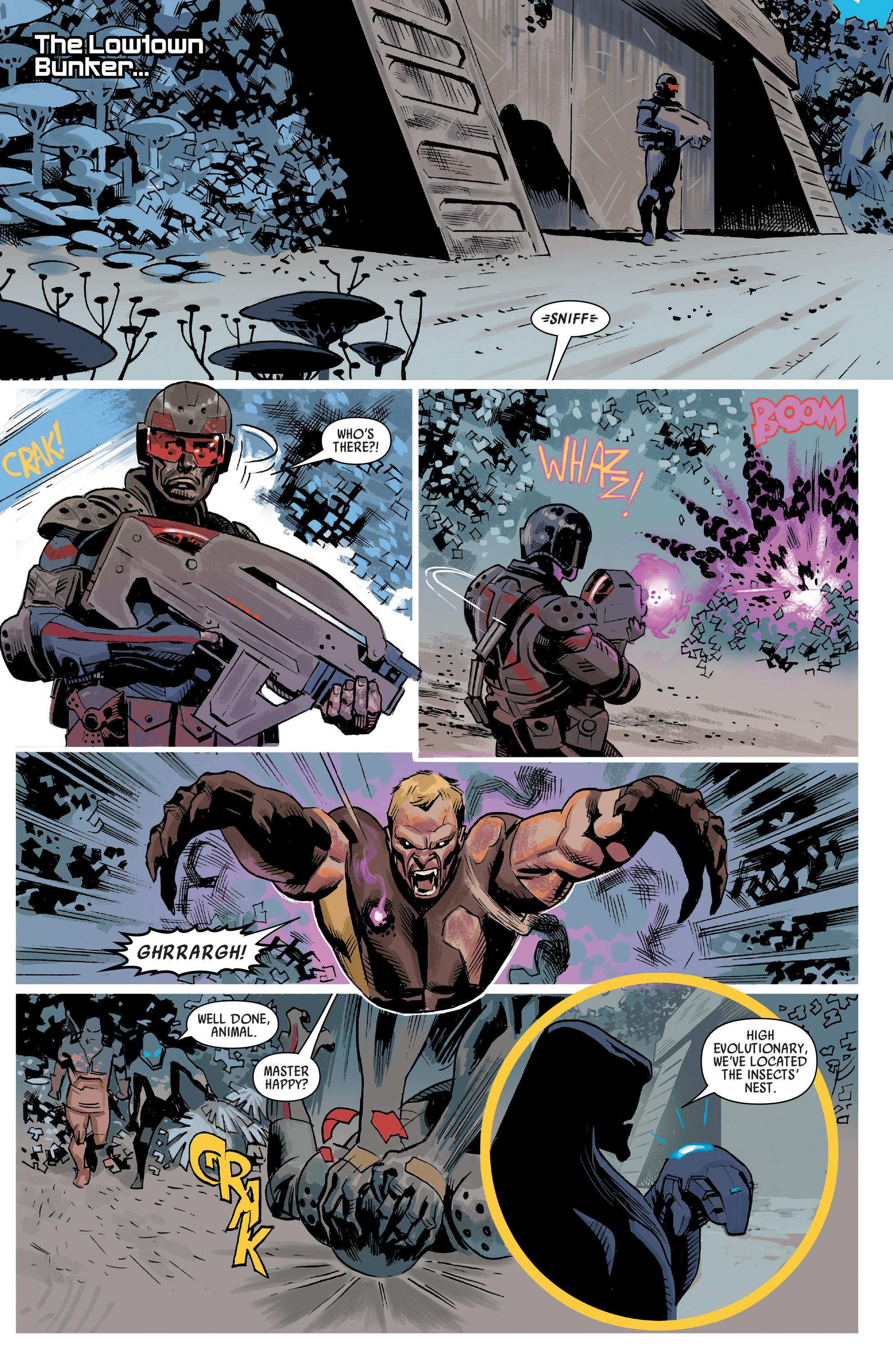 Read online Uncanny Avengers [I] comic -  Issue #3 - 23