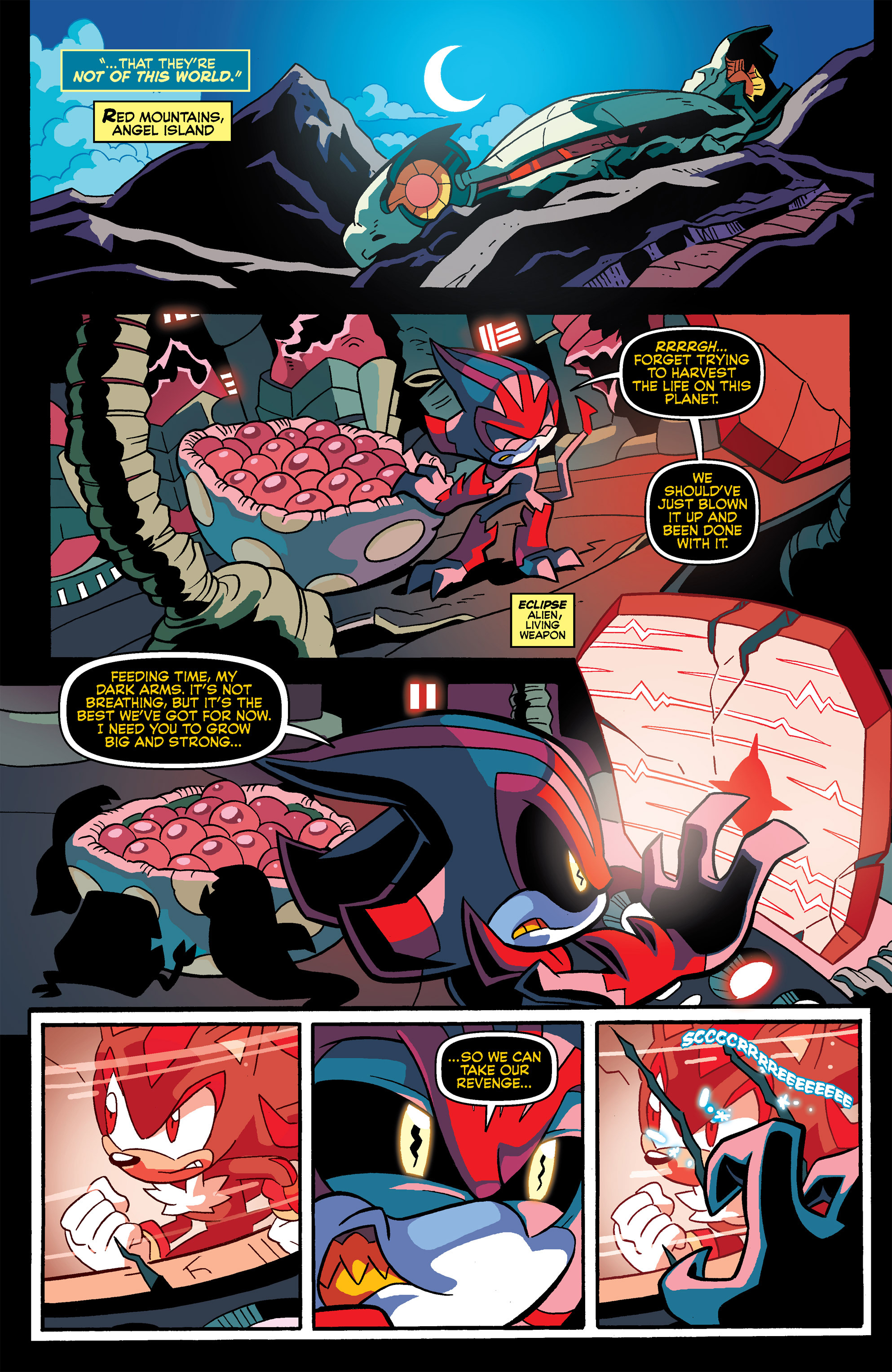 Read online Sonic Universe comic -  Issue #66 - 13
