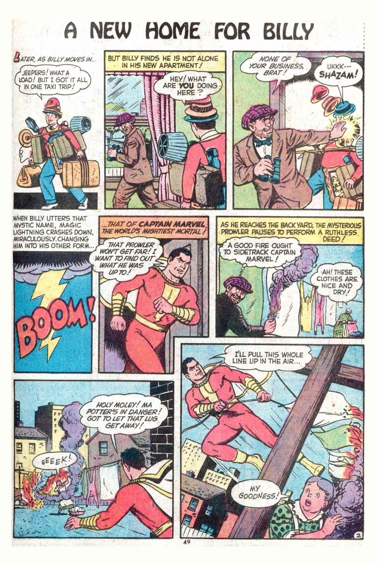 Read online Shazam! (1973) comic -  Issue #13 - 50
