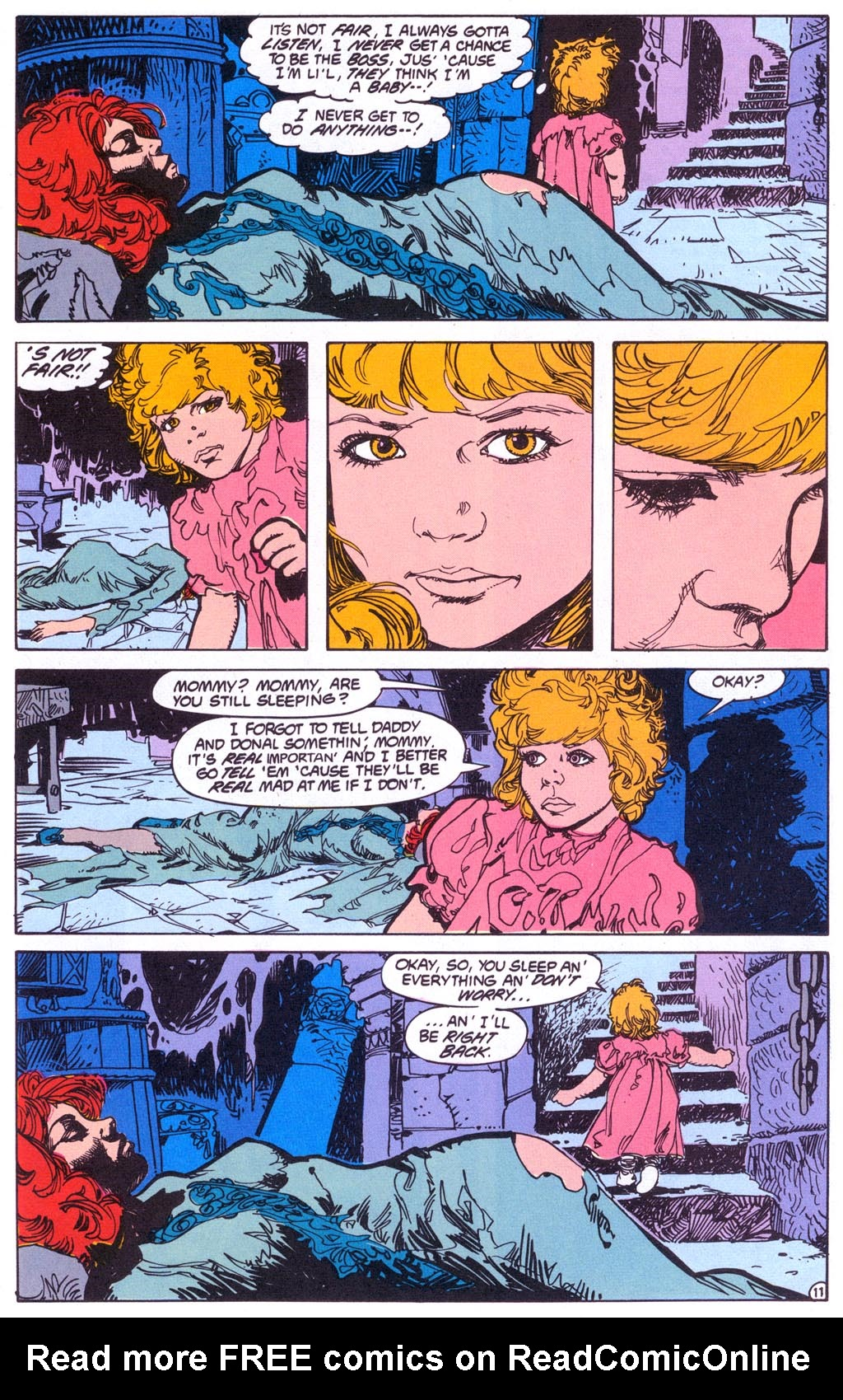 Read online Amethyst (1987) comic -  Issue #3 - 13