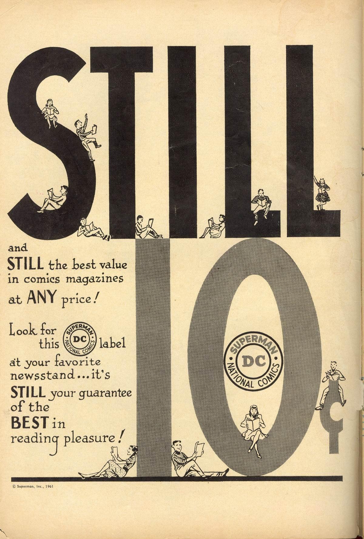 Read online Adventure Comics (1938) comic -  Issue #284 - 2