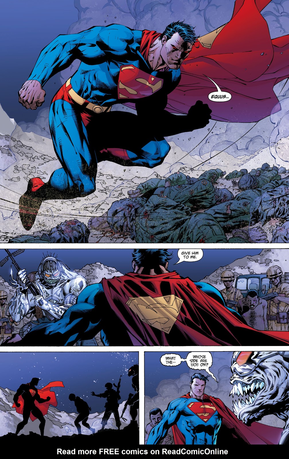 Read online Superman: For Tomorrow comic -  Issue # TPB (Part 1) - 87