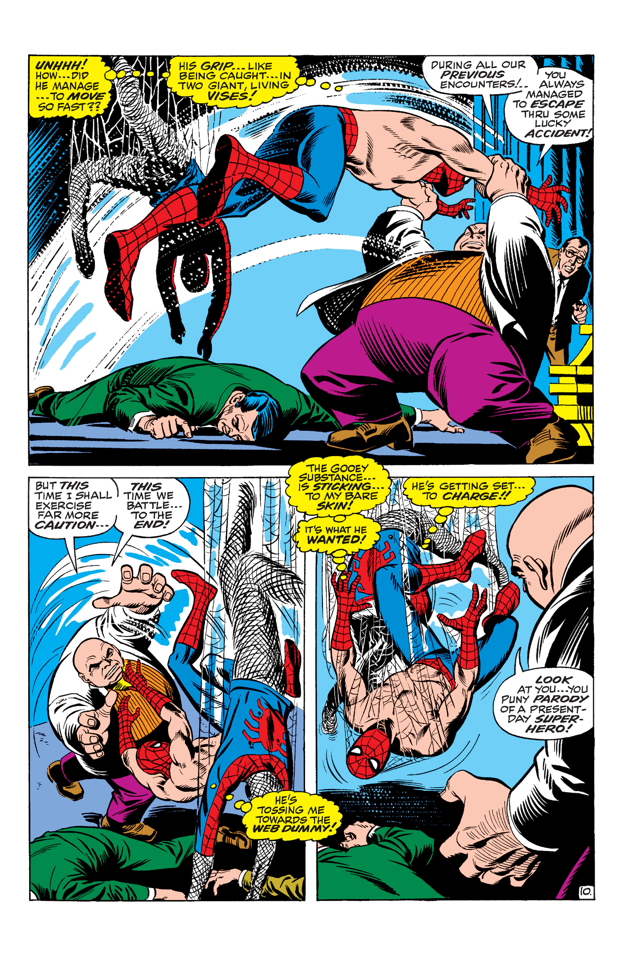 The Amazing Spider-Man (1963) 69 Page 10