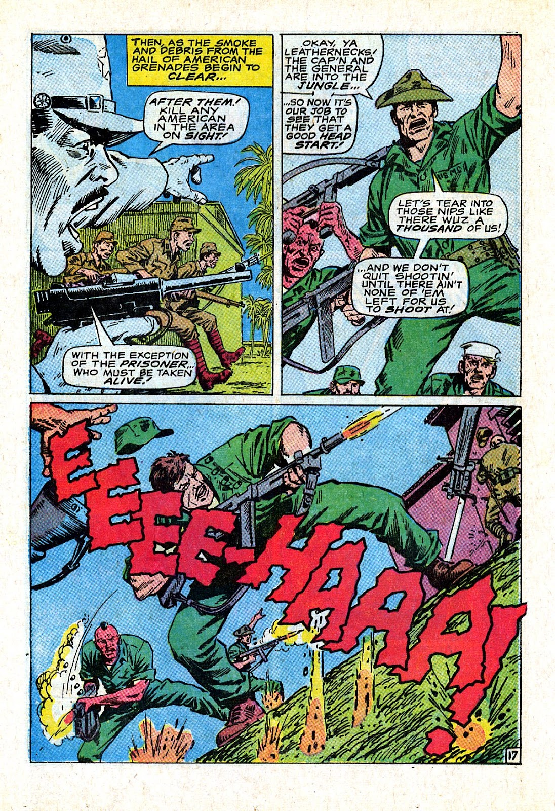 Captain Savage and his Leatherneck Raiders issue 18 - Page 24