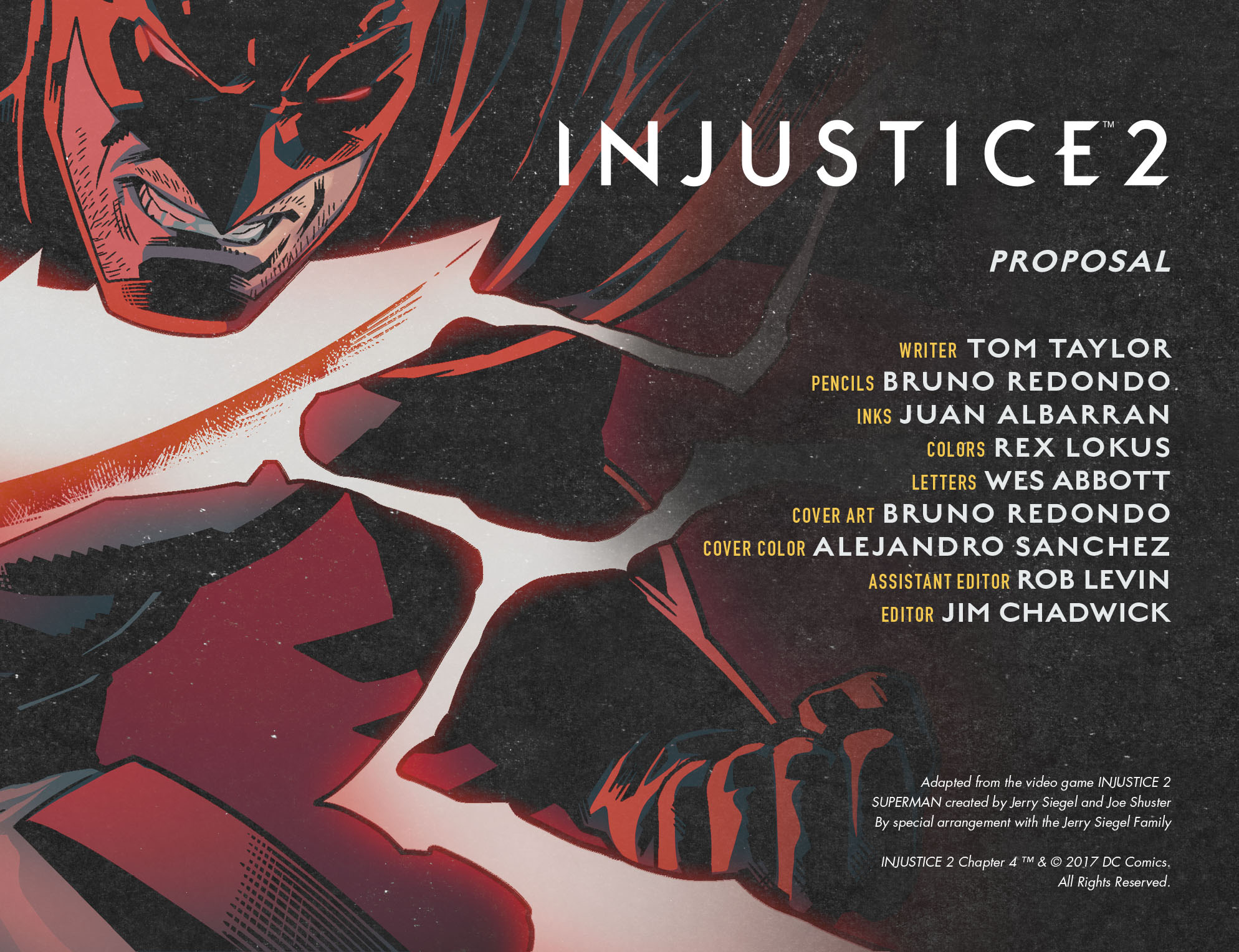 Read online Injustice 2 comic -  Issue #4 - 3