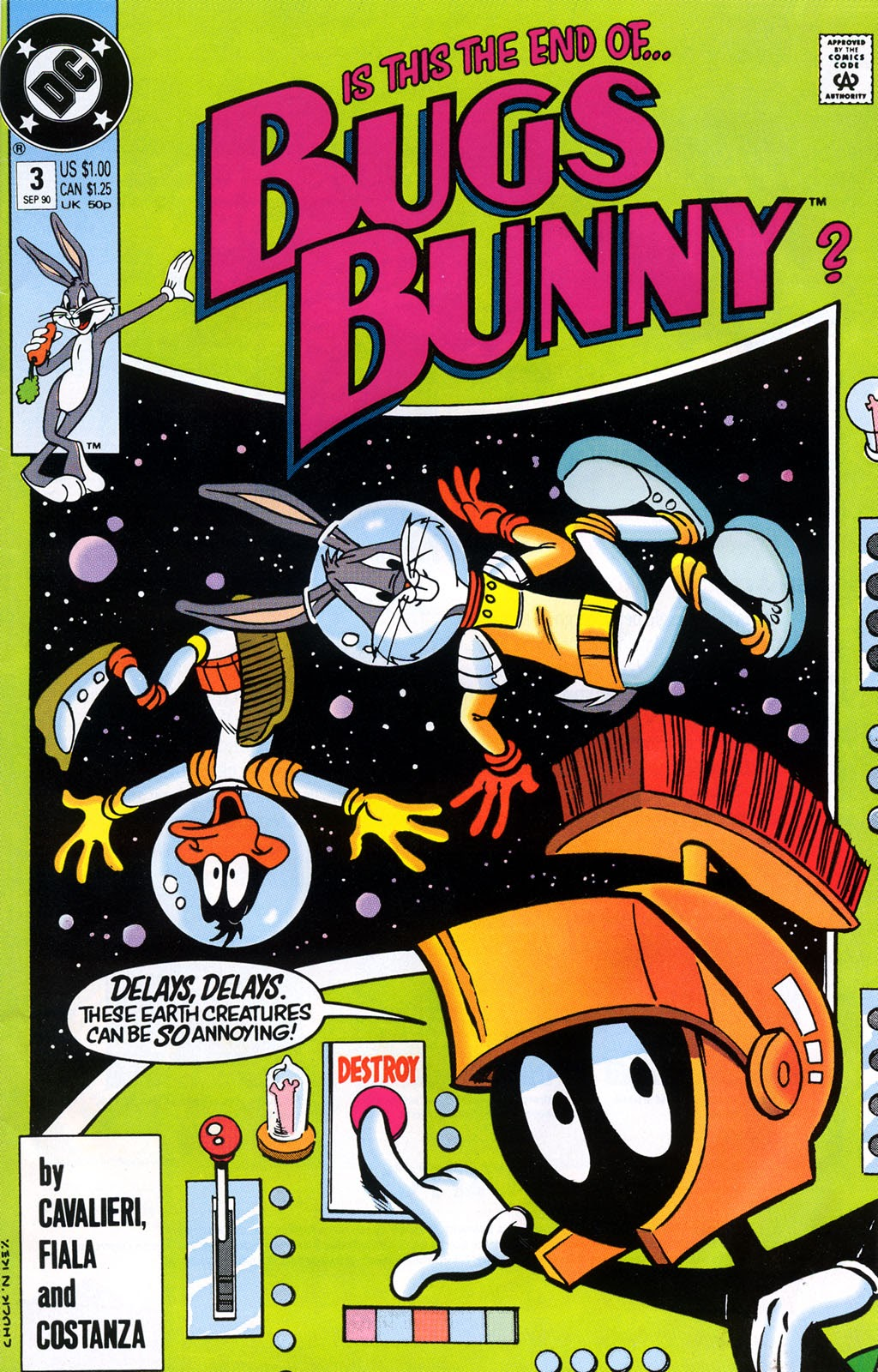 Bugs Bunny (1990) issue 3 - Page 1