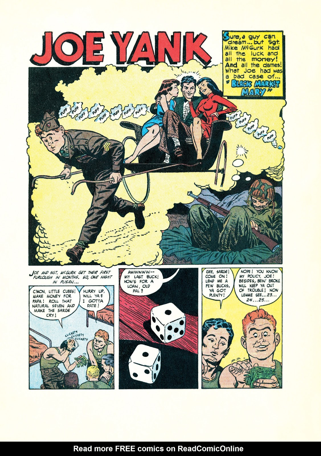 Read online Setting the Standard: Comics by Alex Toth 1952-1954 comic -  Issue # TPB (Part 1) - 39