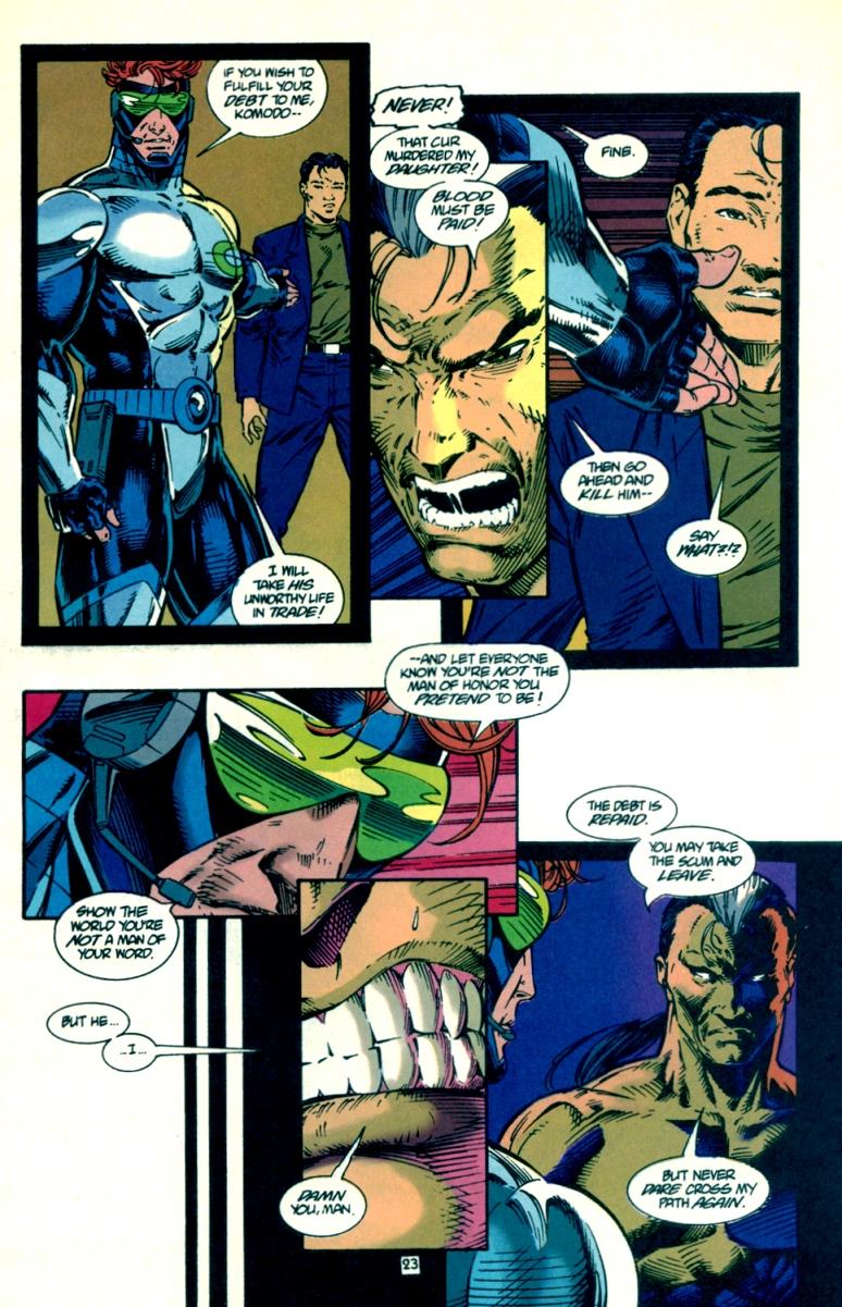 Read online Gunfire comic -  Issue #11 - 29