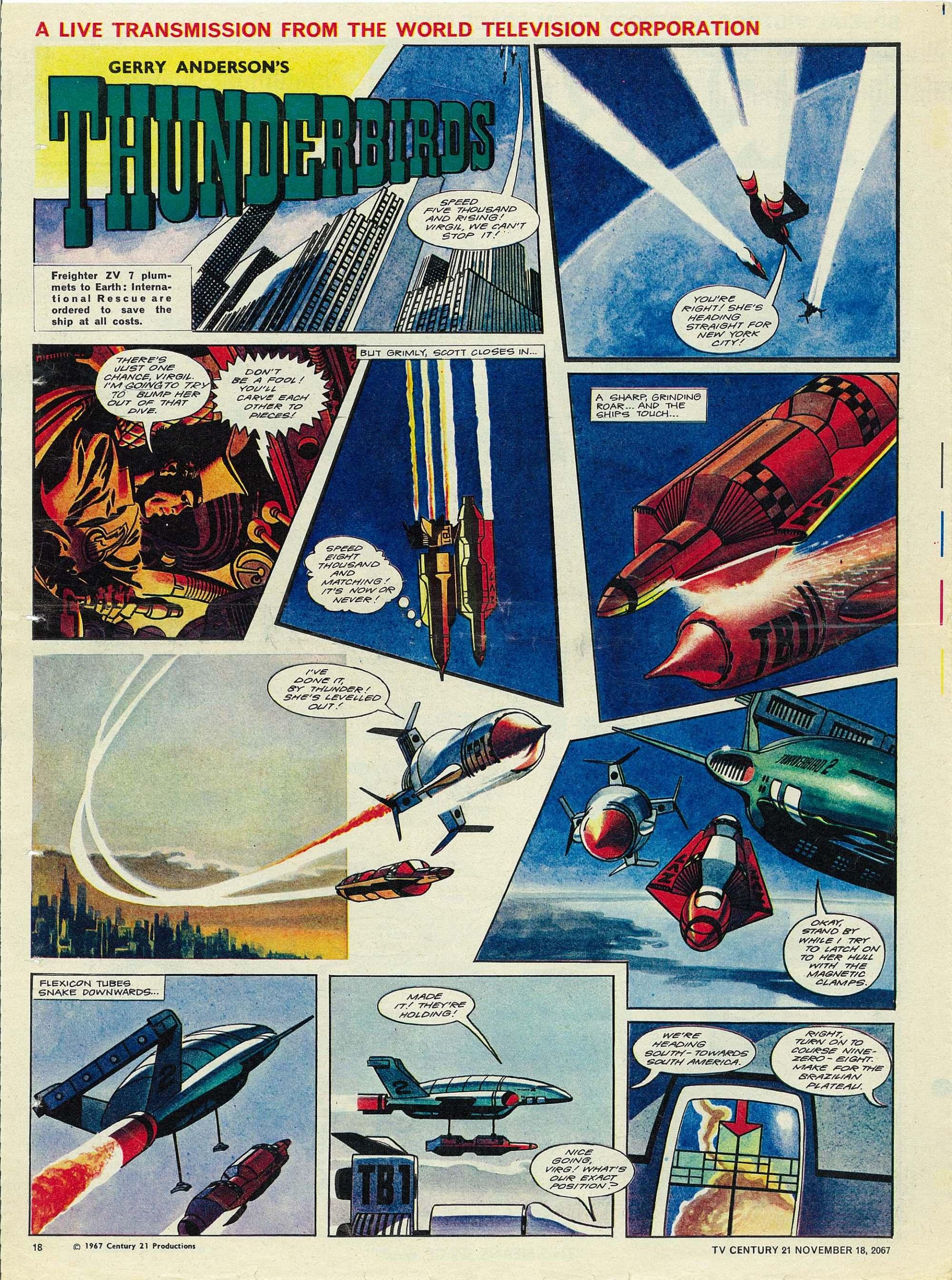 Read online TV Century 21 (TV 21) comic -  Issue #148 - 17