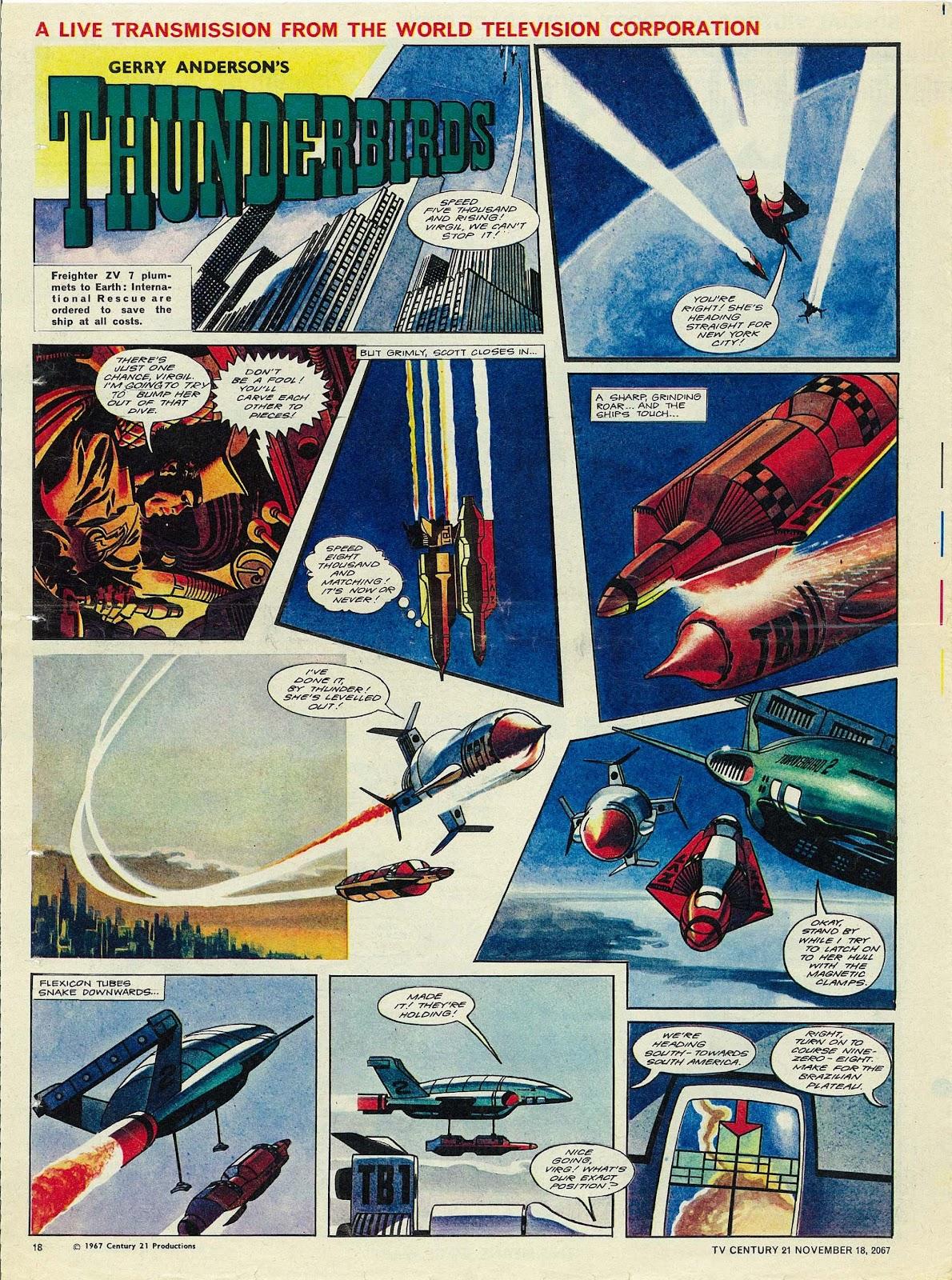 TV Century 21 (TV 21) issue 148 - Page 17