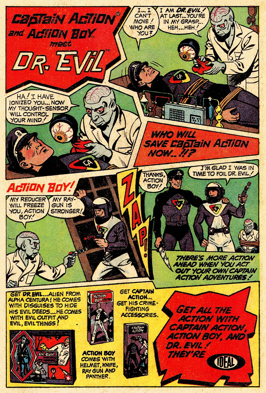 Read online Secret Six (1968) comic -  Issue #5 - 9