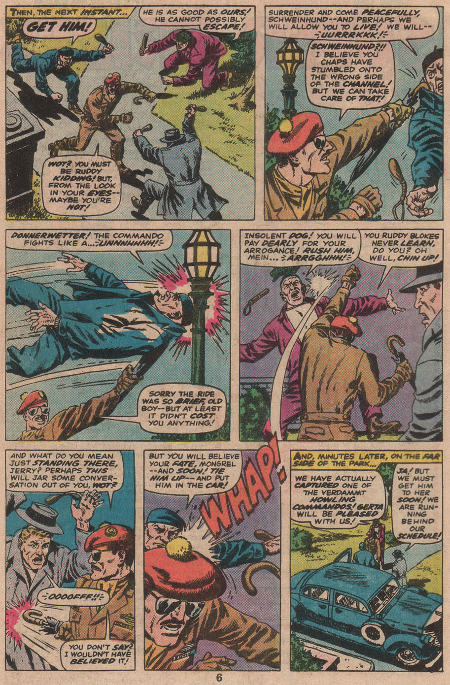 Read online Sgt. Fury comic -  Issue #142 - 8