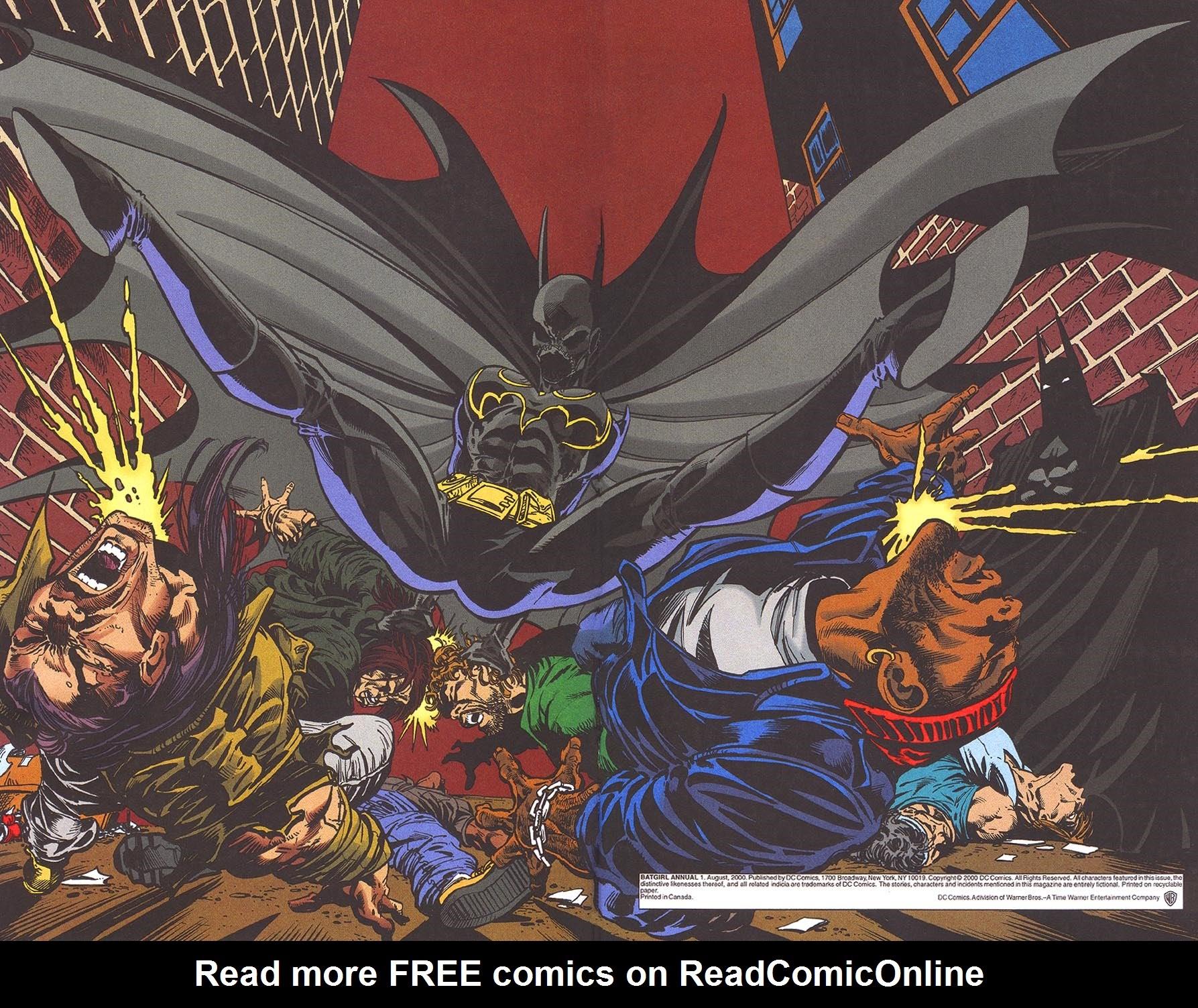 Batgirl (2000) #Annual_1 #74 - English 3