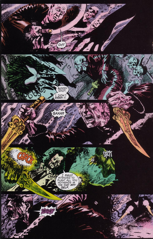 Read online Druid comic -  Issue #3 - 15