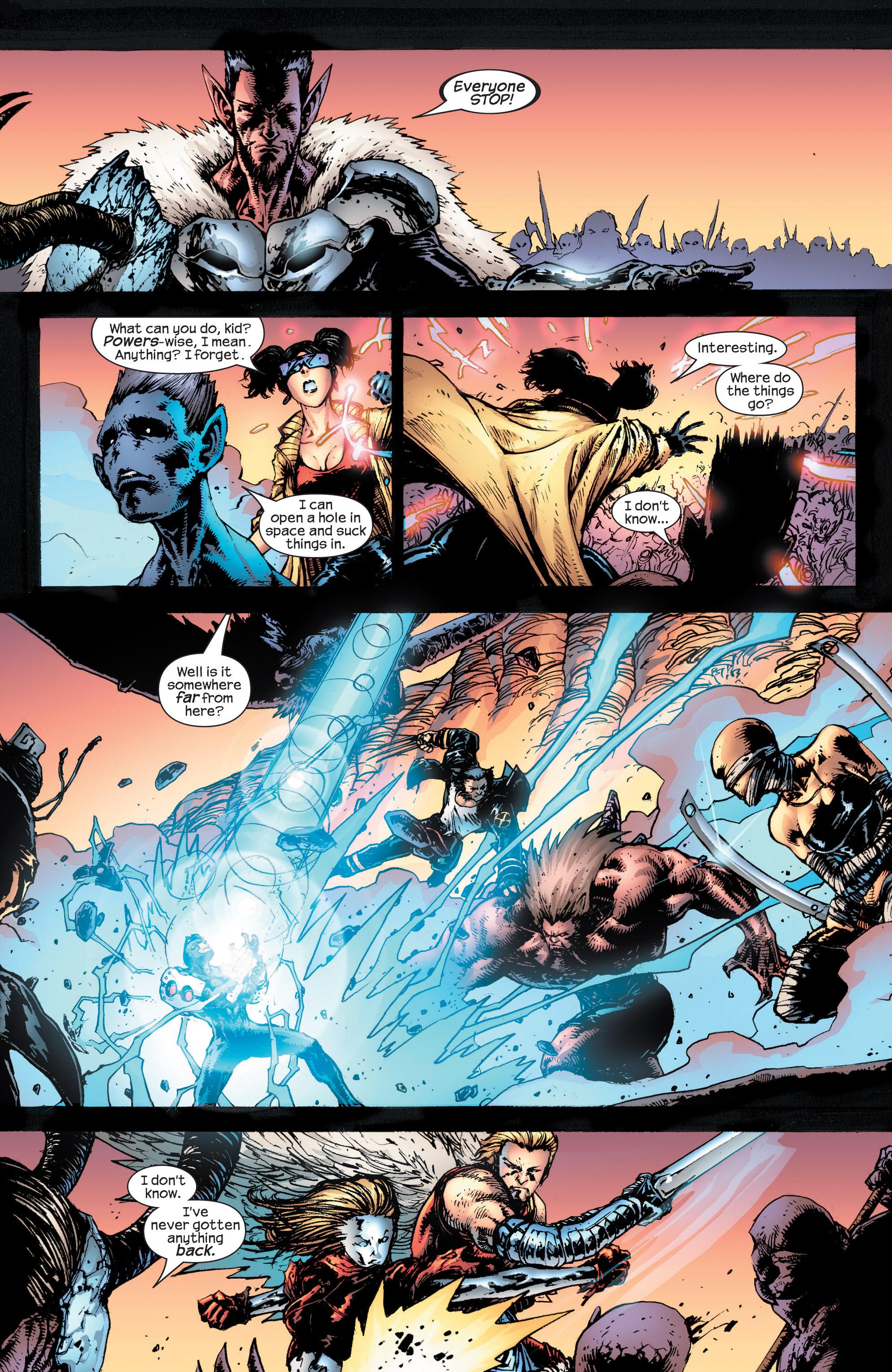 Read online Uncanny X-Men (1963) comic -  Issue #431 - 20