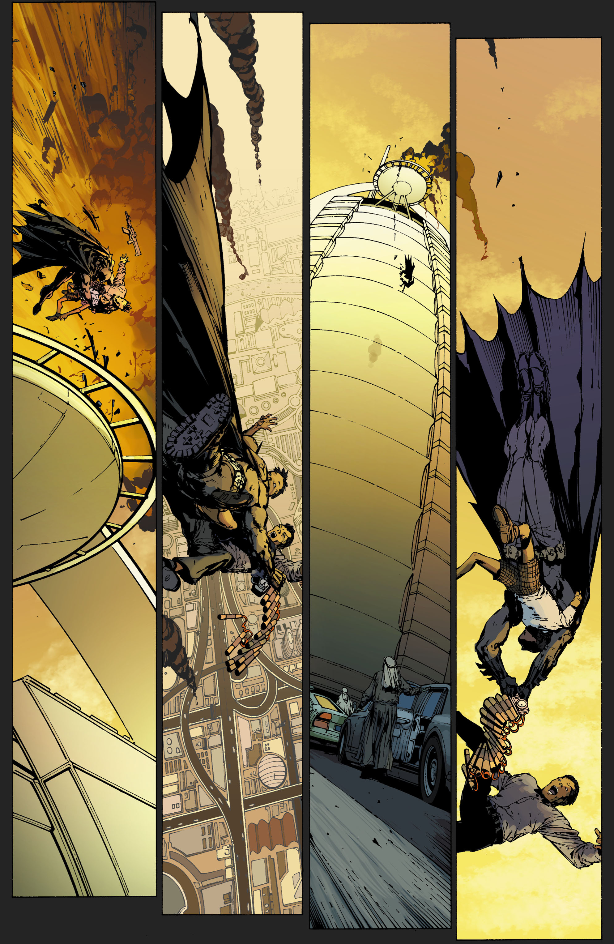 Read online Batman: The Return comic -  Issue # Full - 9