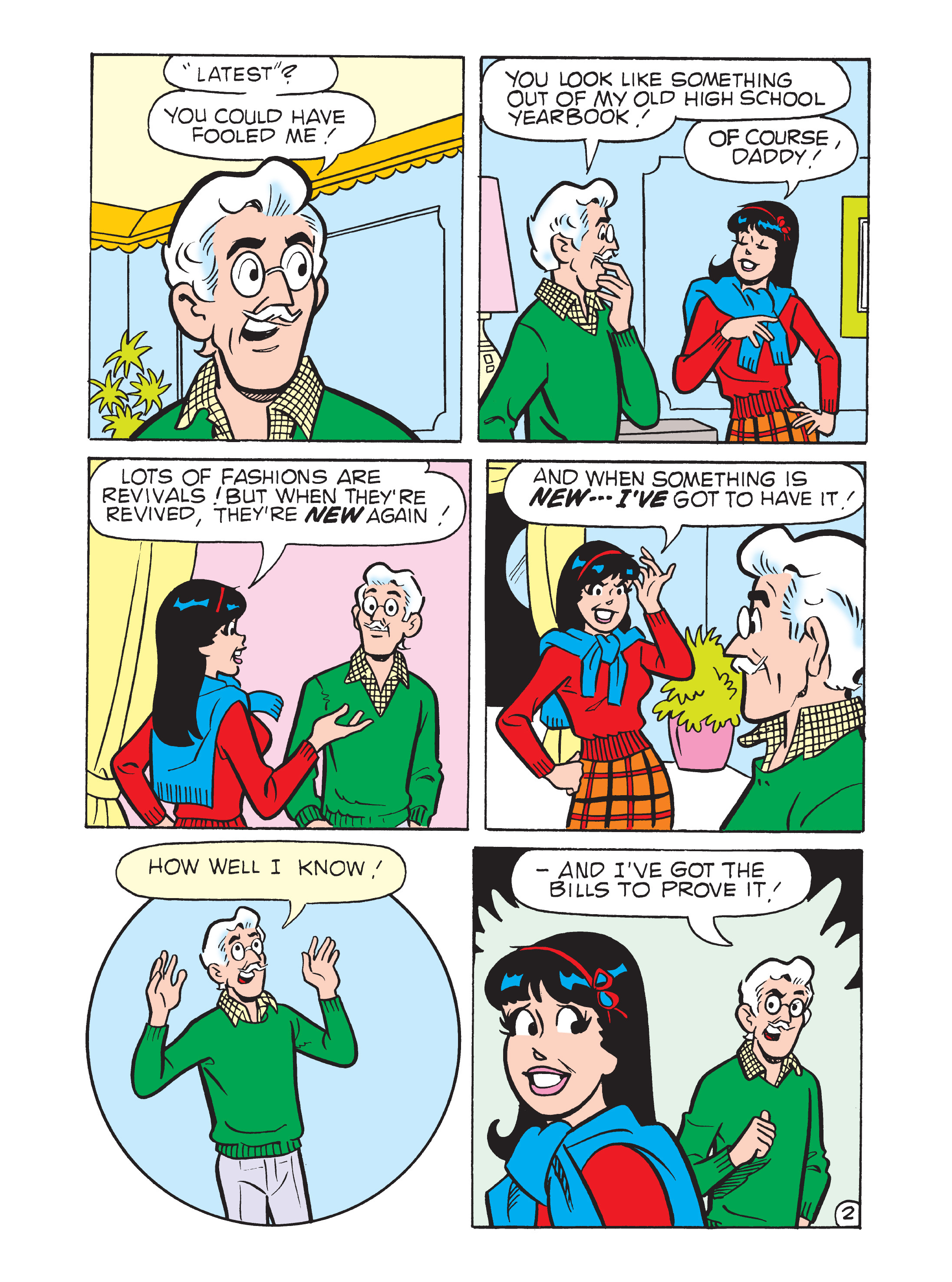 Read online Archie 75th Anniversary Digest comic -  Issue #5 - 47