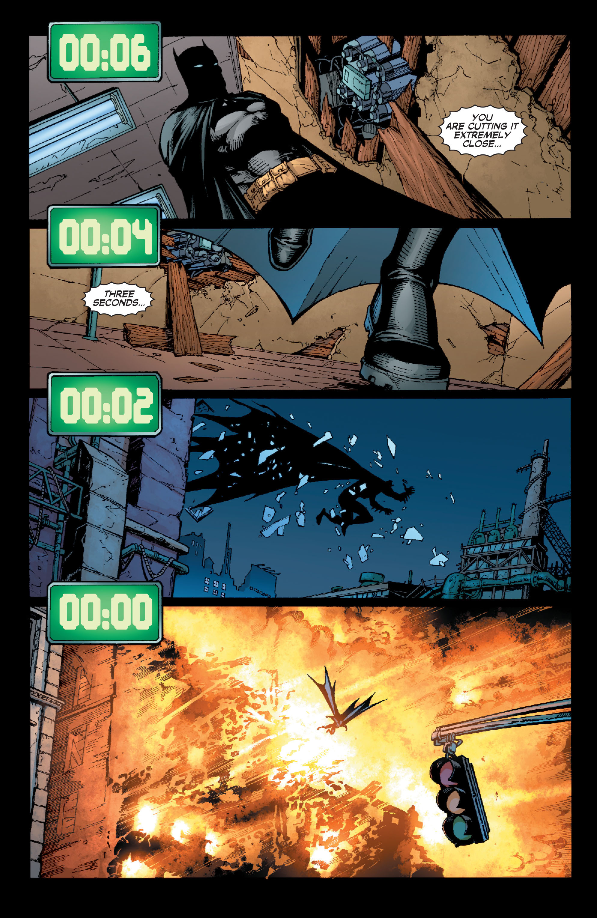 Read online Batman: Under The Red Hood comic -  Issue # Full - 207