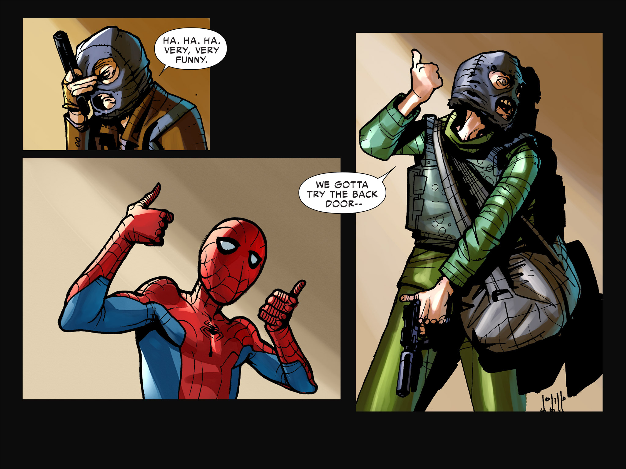 Read online Amazing Spider-Man: Who Am I? comic -  Issue # Full (Part 1) - 27
