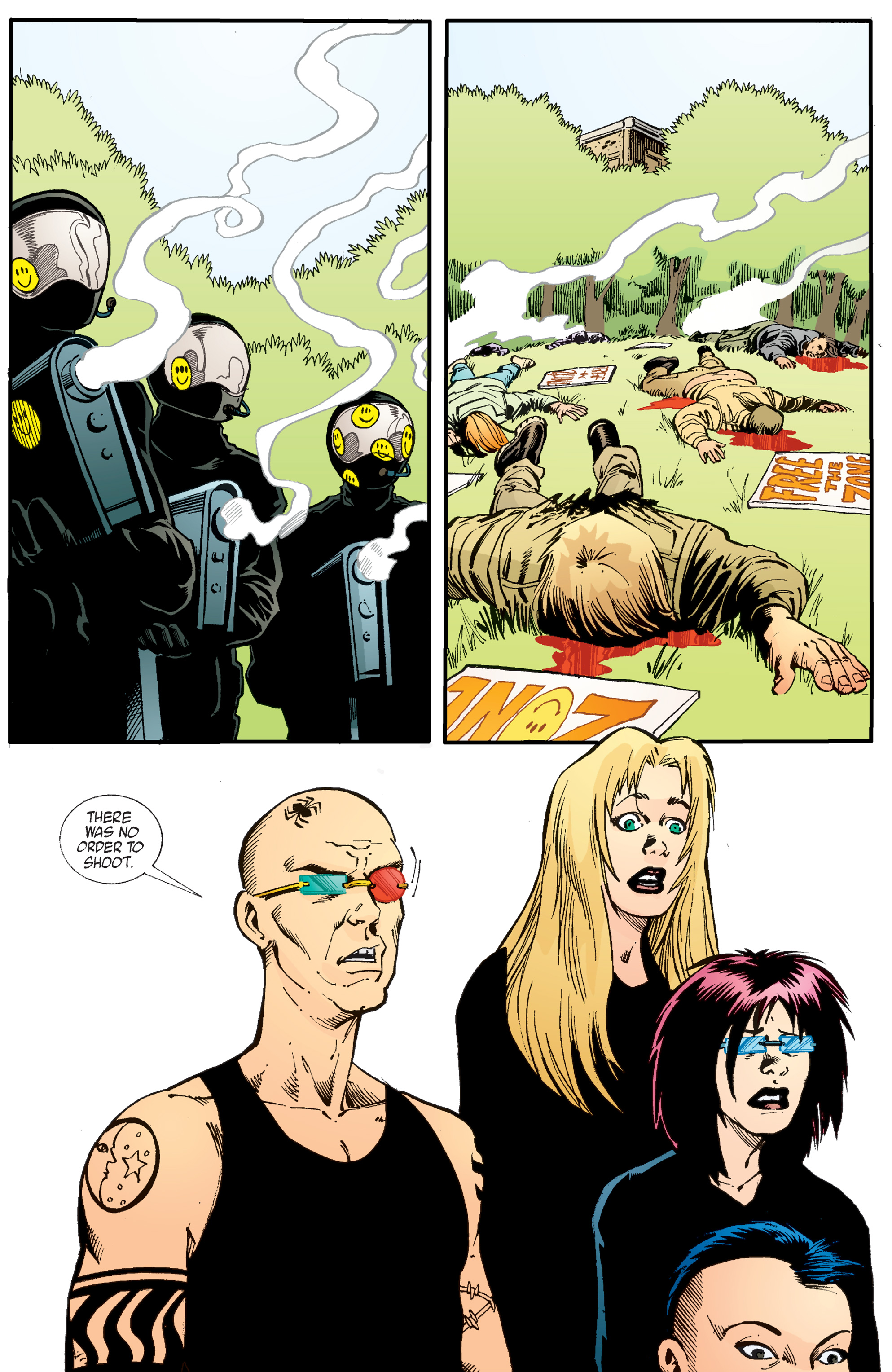 Read online Transmetropolitan comic -  Issue #57 - 7