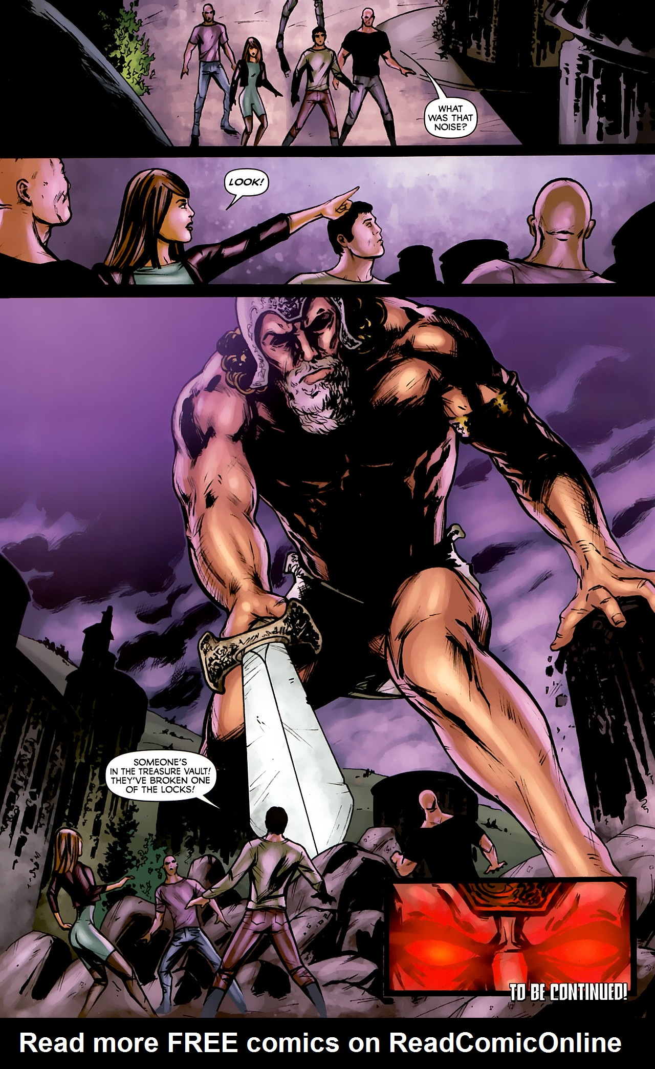 Read online Stargate: Daniel Jackson comic -  Issue #3 - 24