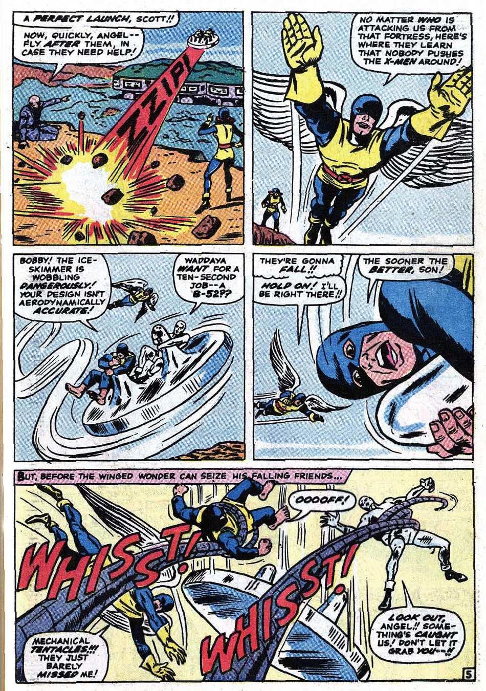 Uncanny X-Men (1963) 68 Page 30