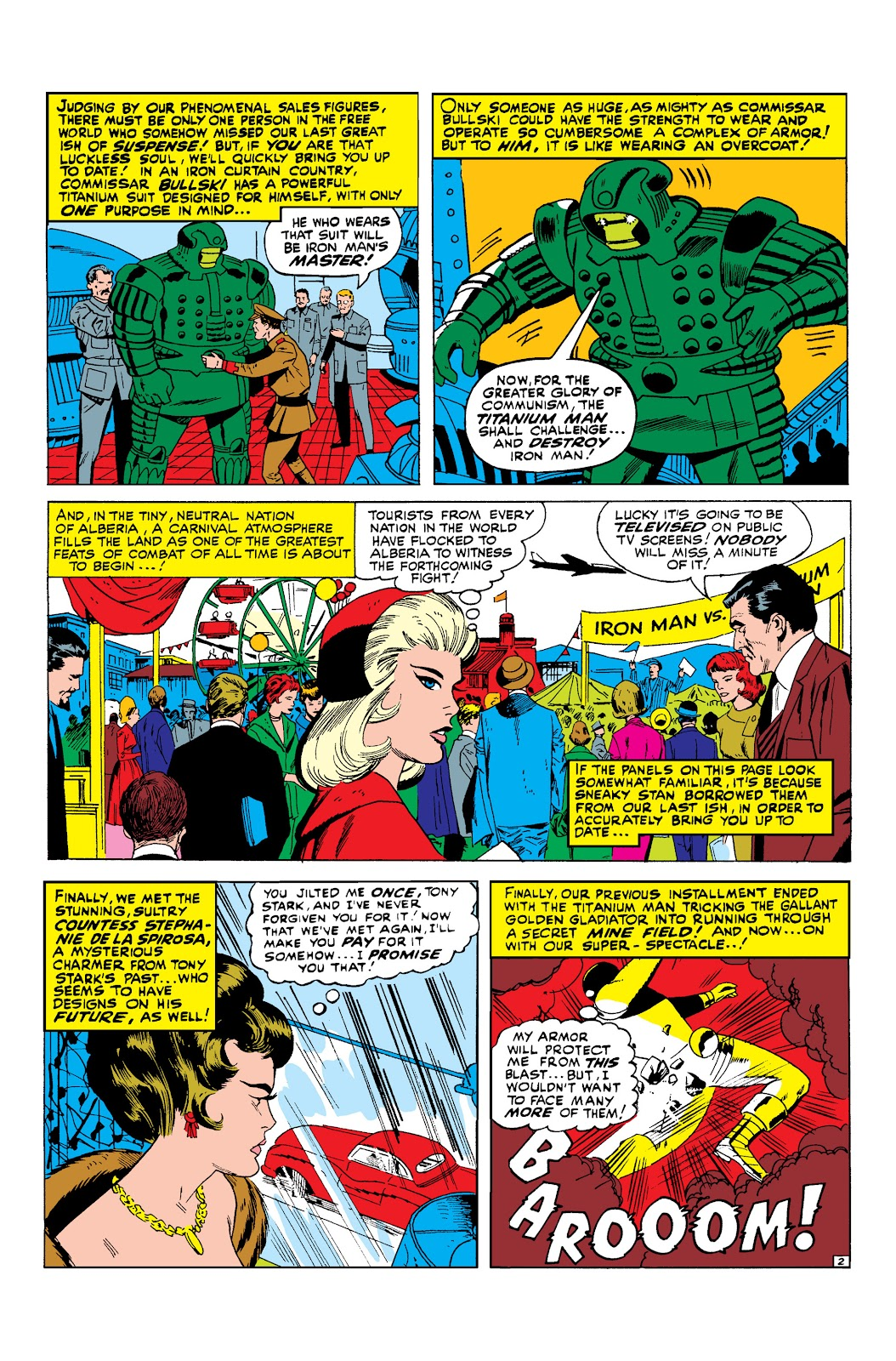 Tales of Suspense (1959) issue 70 - Page 3