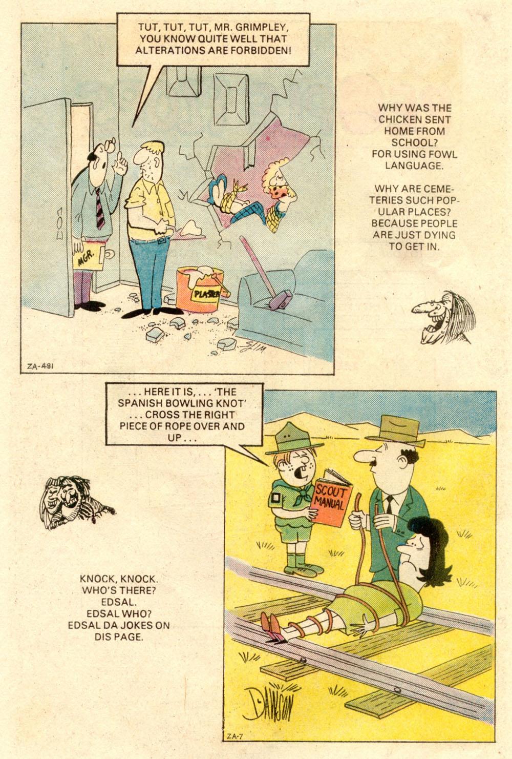 Read online Plop! comic -  Issue #21 - 32