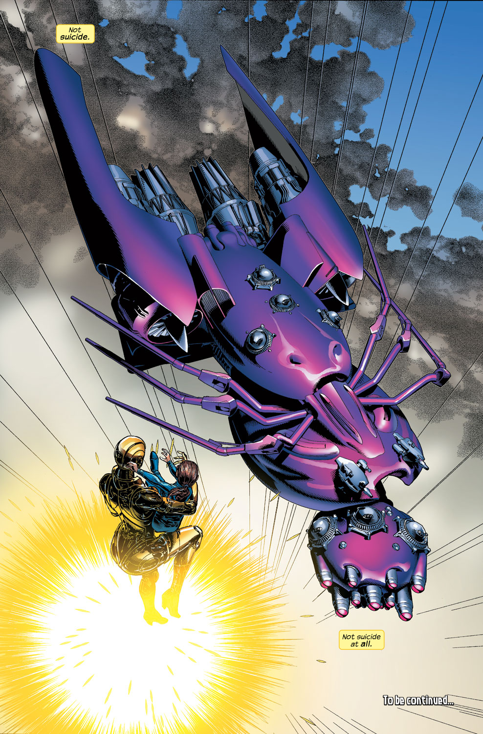Read online Ultimate Vision comic -  Issue #3 - 25