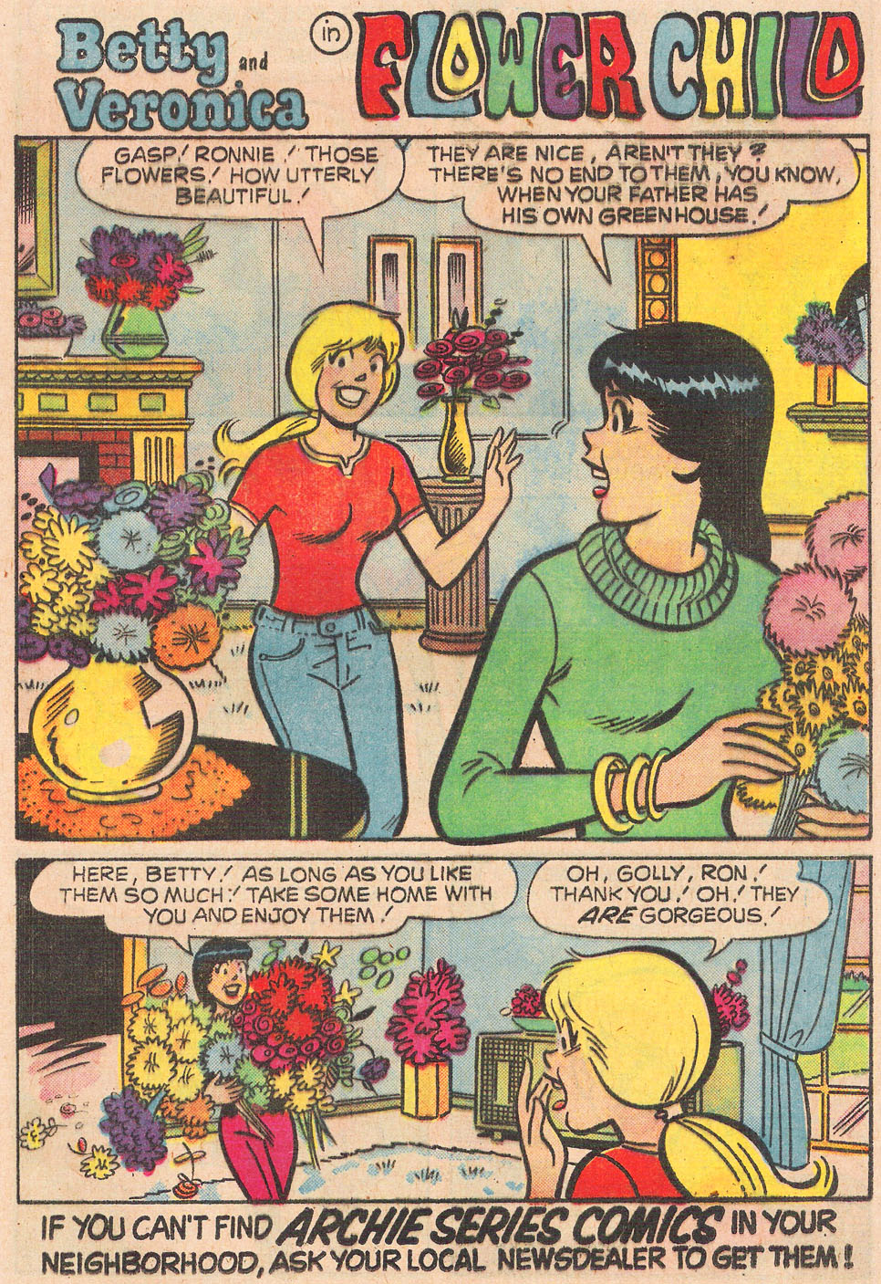 Read online Archie's Girls Betty and Veronica comic -  Issue #249 - 13