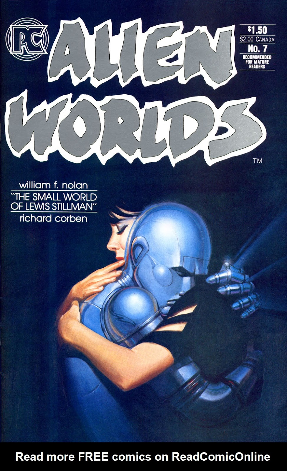 Alien Worlds 7 Page 1