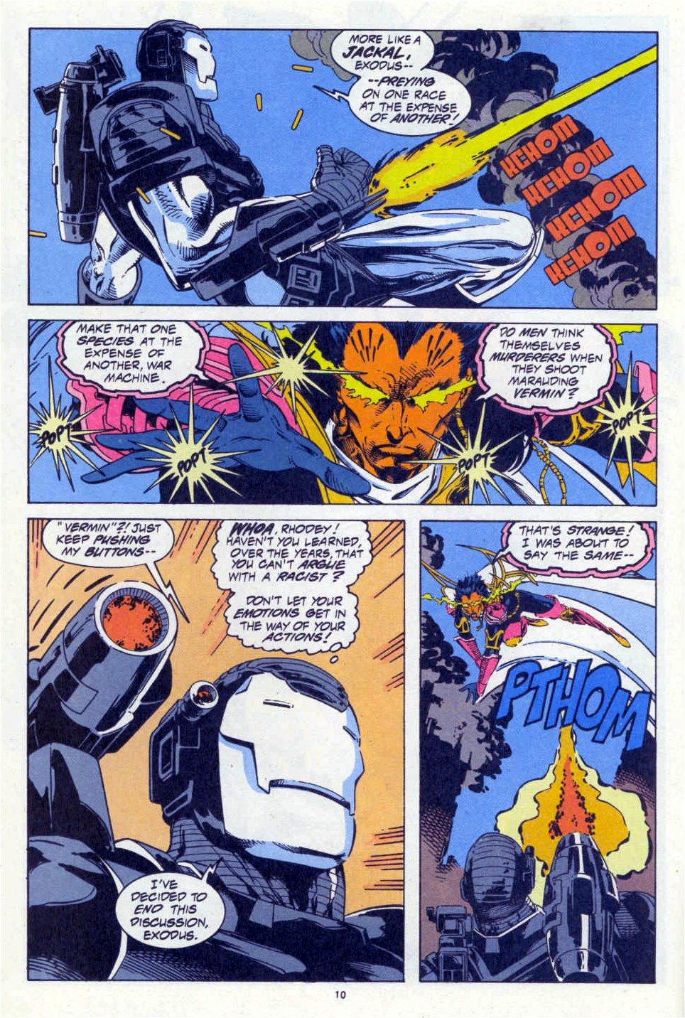 Avengers West Coast (1989) 101 Page 9