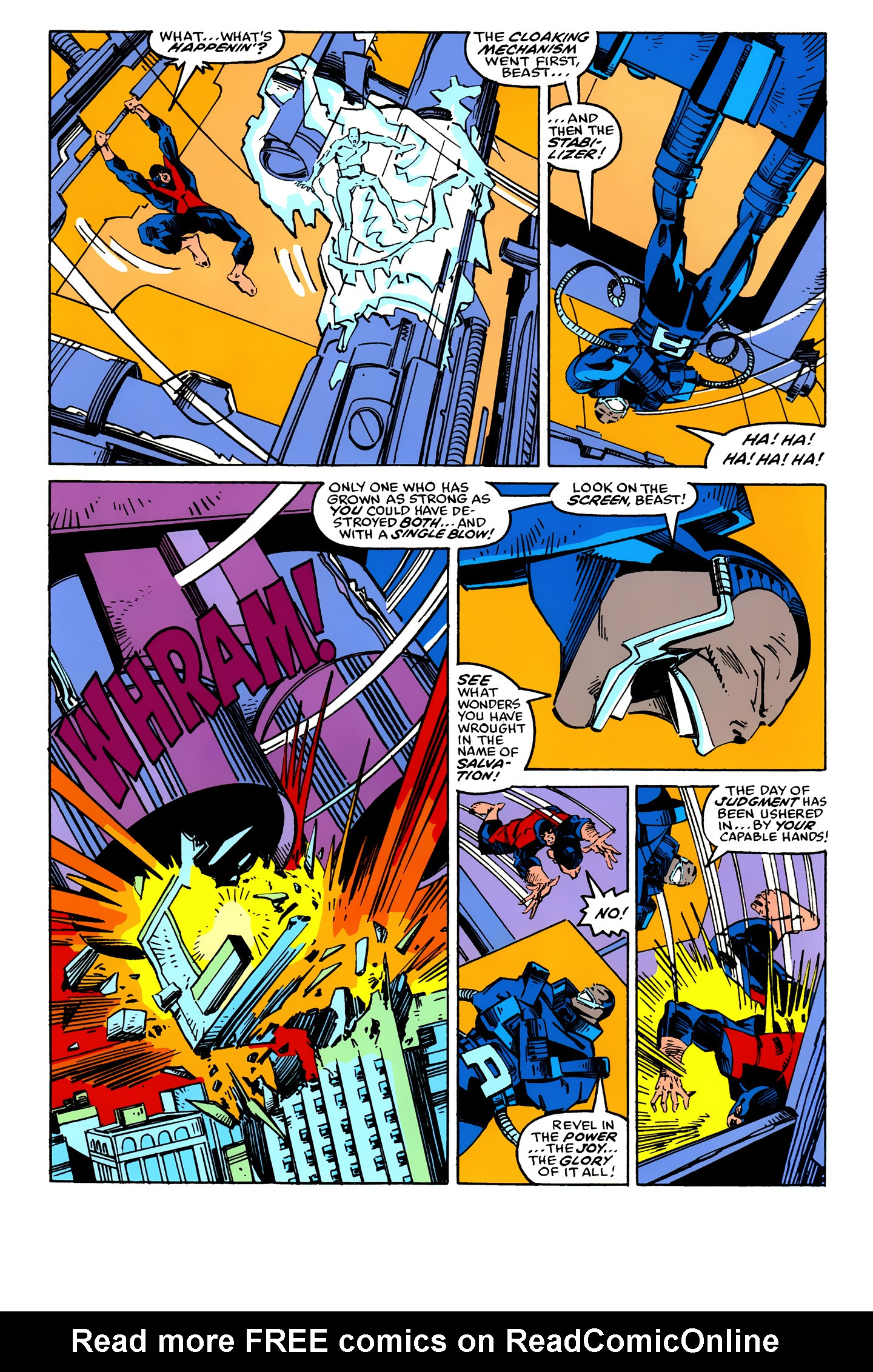 Read online X-Factor (1986) comic -  Issue #25 - 19