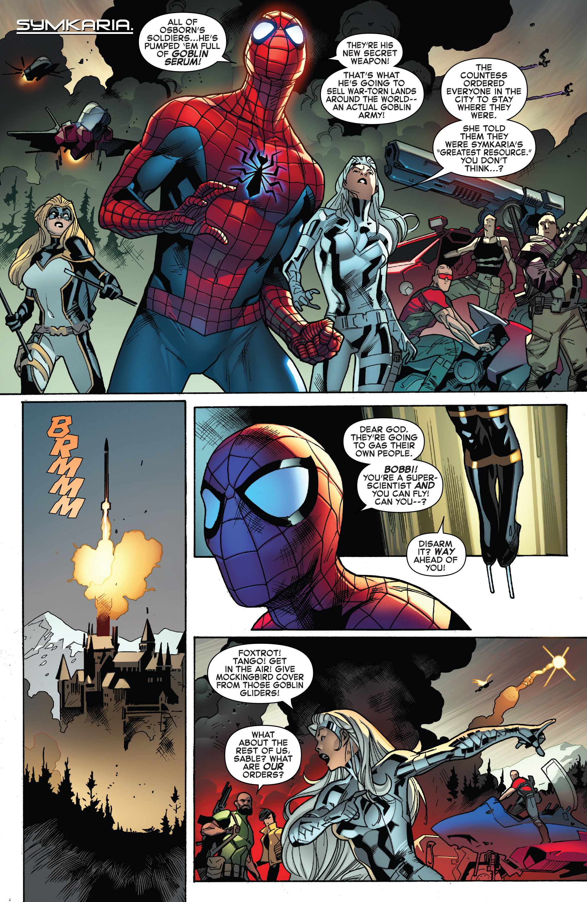 Read online The Amazing Spider-Man (2015) comic -  Issue #28 - 3
