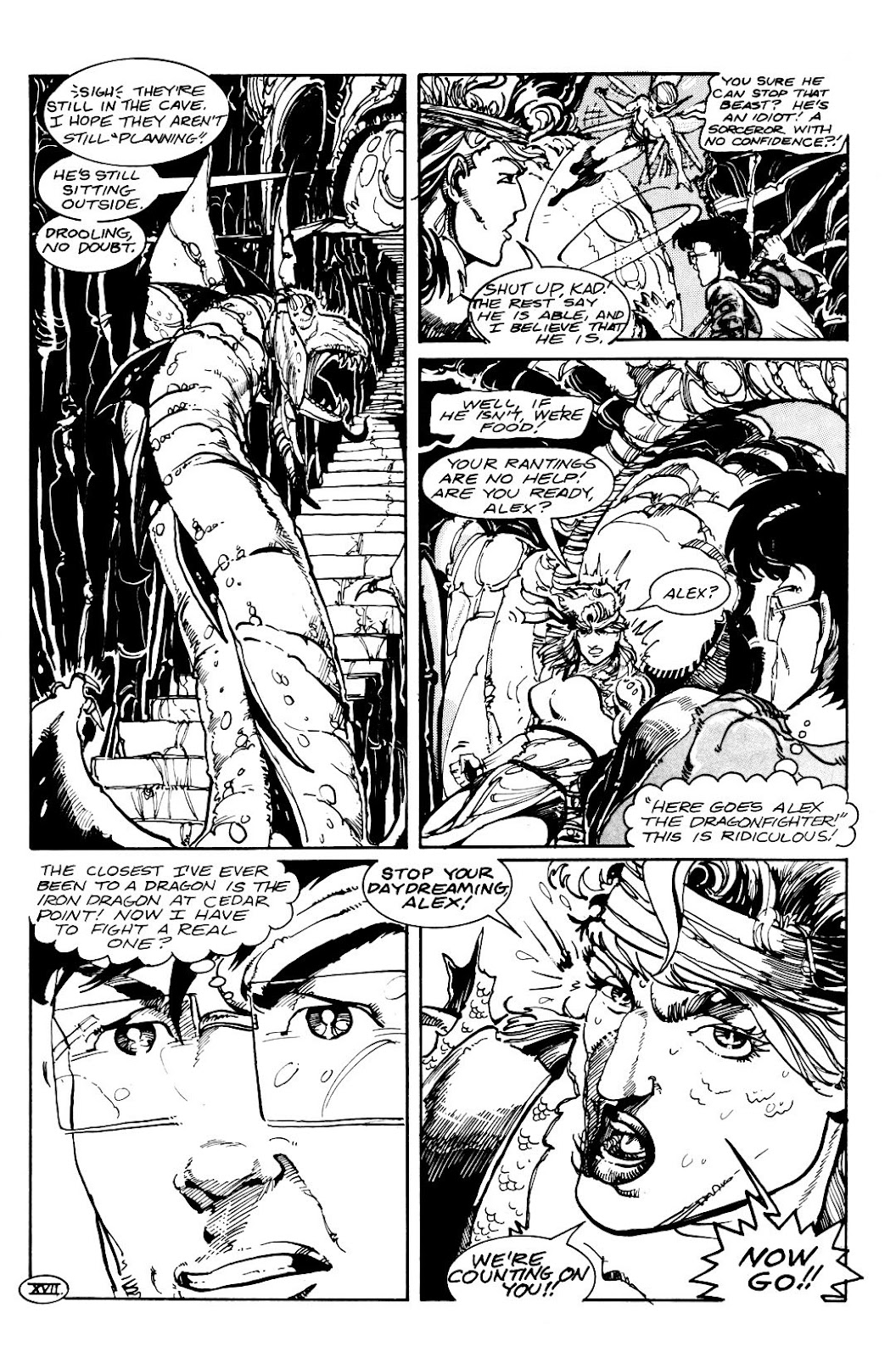 The Realm (1986) issue 18 - Page 19