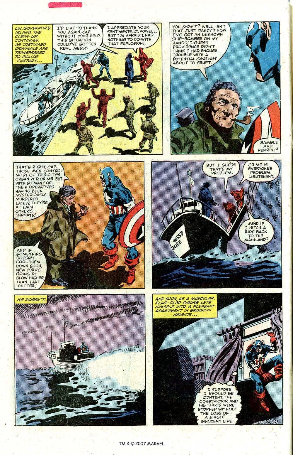 Read online Captain America (1968) comic -  Issue # _Annual 5 - 10