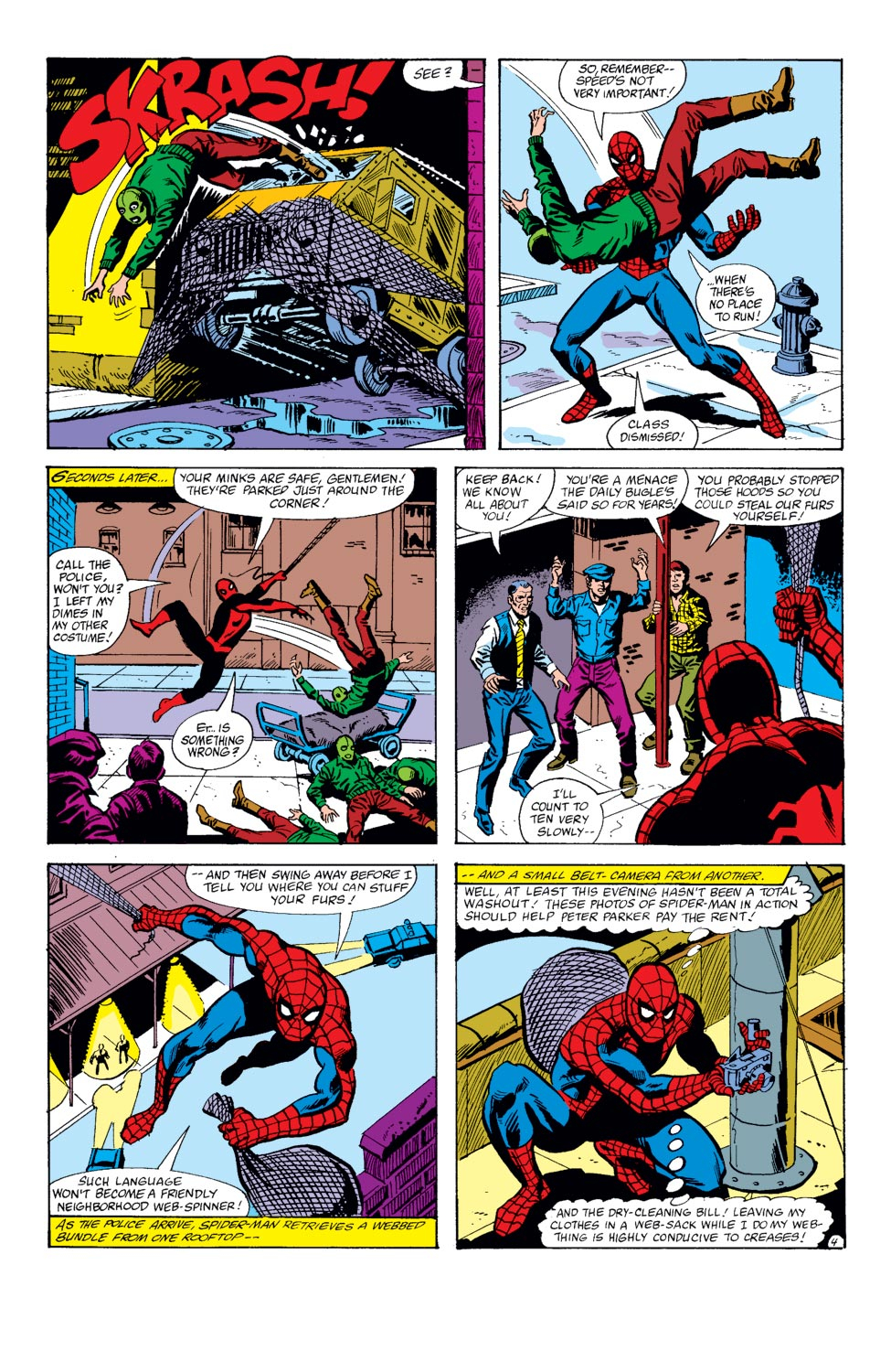 The Amazing Spider-Man (1963) 222 Page 4