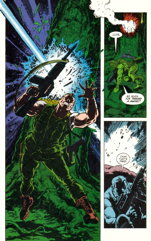 Predator (1989) issue 2 - Page 18