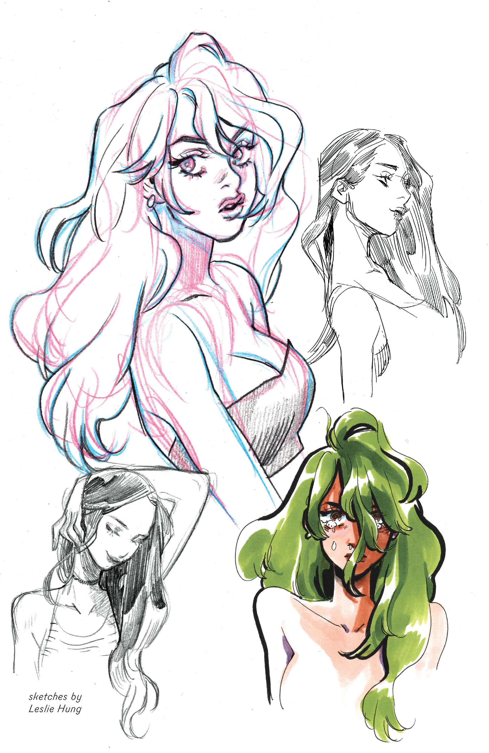 Read online Snotgirl comic -  Issue #3 - 28
