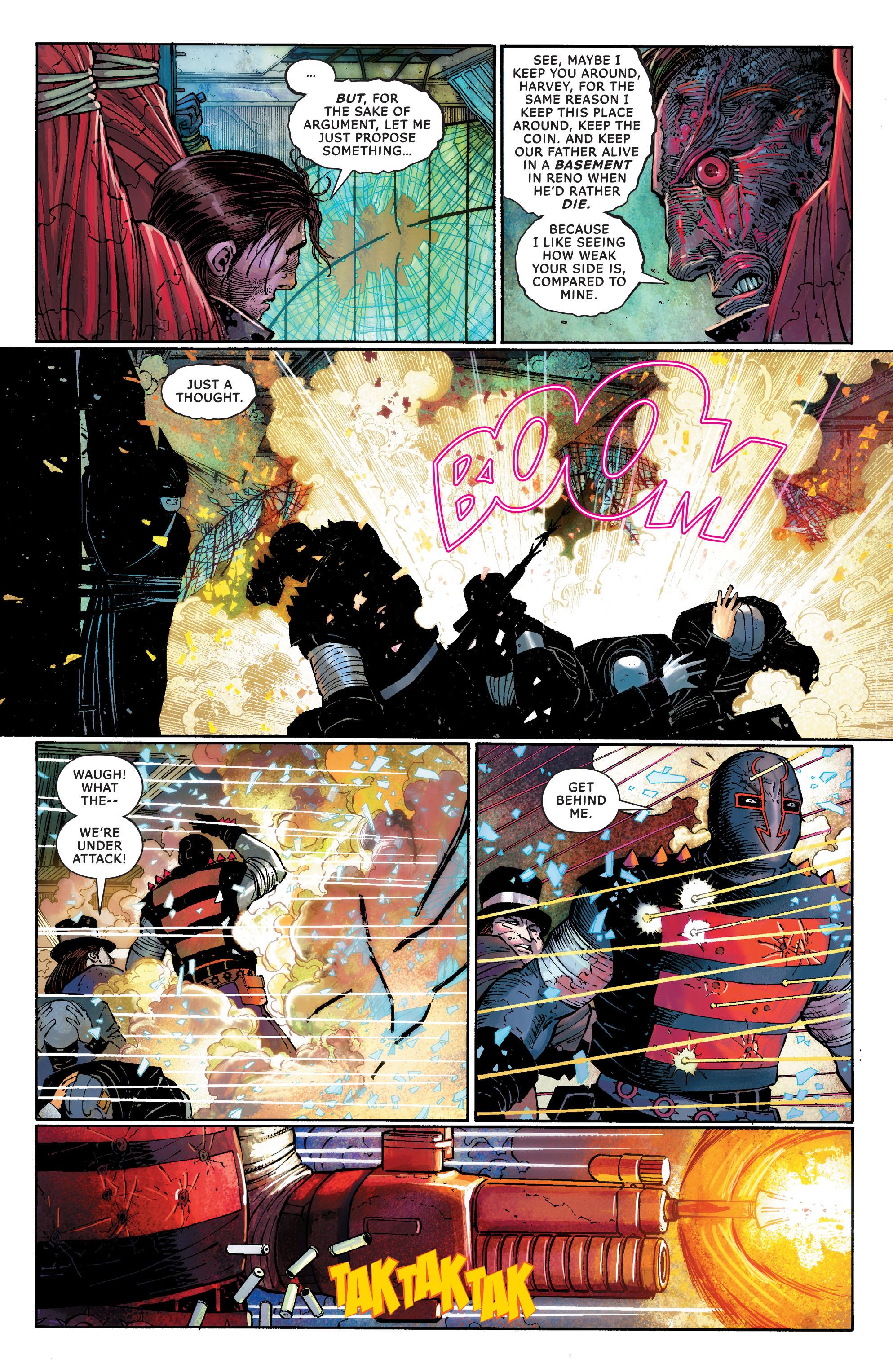 Read online All-Star Batman comic -  Issue #4 - 23