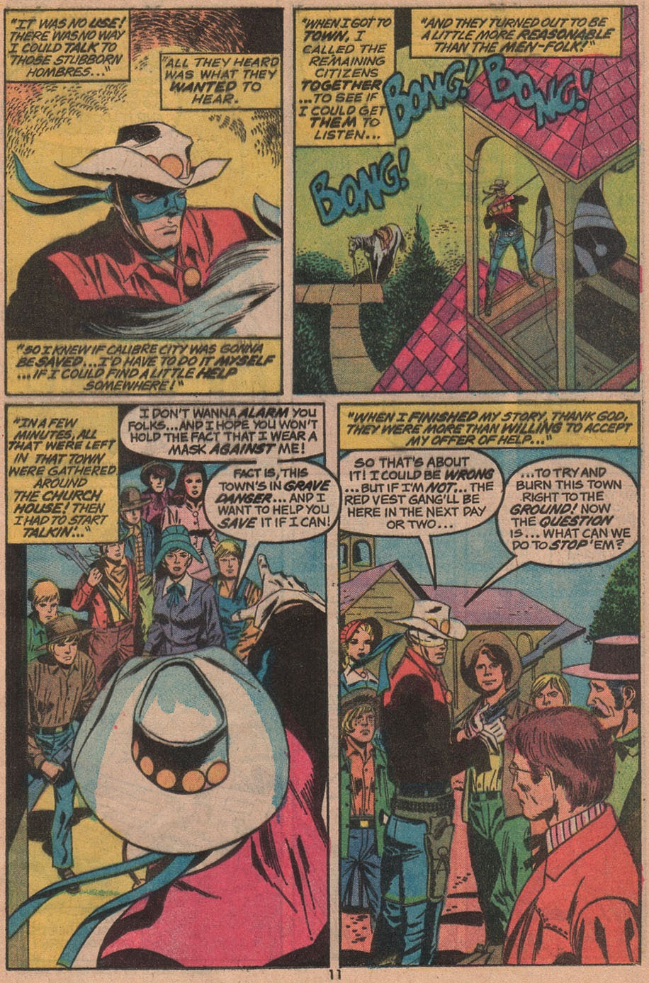The Outlaw Kid (1970) issue 14 - Page 13